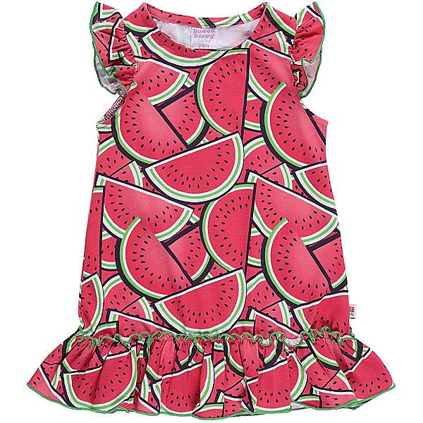 Платье для девочки Sweet BerryПлатья<br>Модное трикотажное платье для девочки с фруктовым принтом. Рукава крылышки. Свободный крой.<br>Состав:<br>95%хлопок 5%эластан<br>Ширина мм: 236; Глубина мм: 16; Высота мм: 184; Вес г: 177; Цвет: лиловый; Возраст от месяцев: 12; Возраст до месяцев: 18; Пол: Женский; Возраст: Детский; Размер: 86,80,98,92; SKU: 5411372;