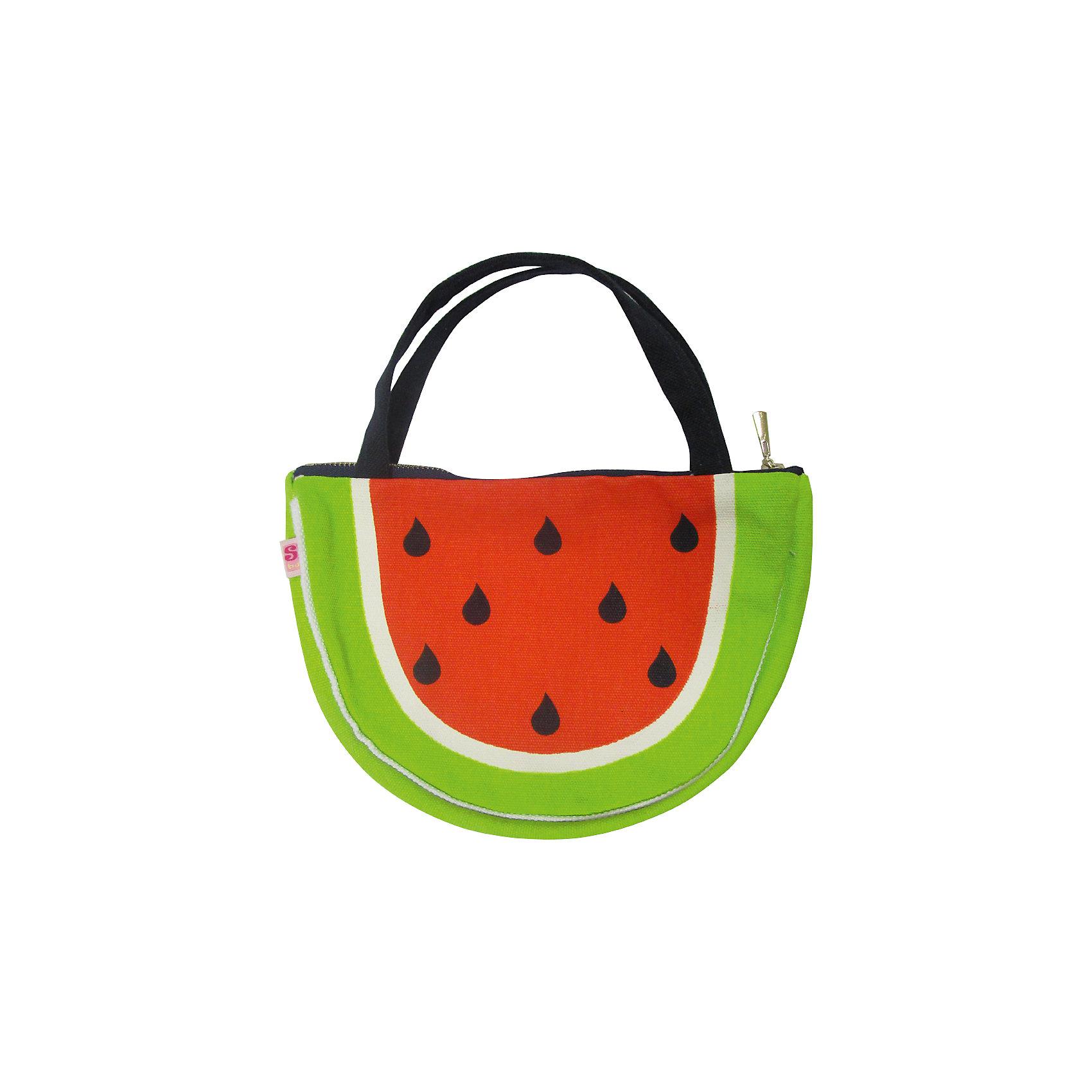 Сумка для девочки Sweet BerryАксессуары<br>Текстильная сумка на молнии для девочки декорированная ярким оригинальным принтом.<br>Состав:<br>100%хлопок,подкладка 100% полиэстер<br><br>Ширина мм: 170<br>Глубина мм: 157<br>Высота мм: 67<br>Вес г: 117<br>Цвет: зеленый<br>Возраст от месяцев: 24<br>Возраст до месяцев: 144<br>Пол: Женский<br>Возраст: Детский<br>Размер: one size<br>SKU: 5411406