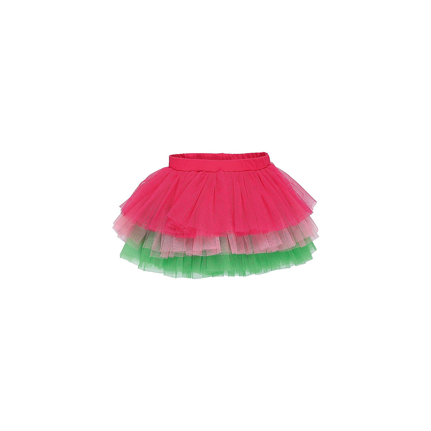 Юбка для девочки Sweet BerryЮбки<br>Многослдойная юбка из тафты юбка-пачка. Эластичный мягкий пояс.<br>Состав:<br>Верх: 100% полиэстер, Подкладка: 95%хлопок 5%эластан<br><br>Ширина мм: 207<br>Глубина мм: 10<br>Высота мм: 189<br>Вес г: 183<br>Цвет: разноцветный<br>Возраст от месяцев: 12<br>Возраст до месяцев: 15<br>Пол: Женский<br>Возраст: Детский<br>Размер: 80,86,92,98<br>SKU: 5411408