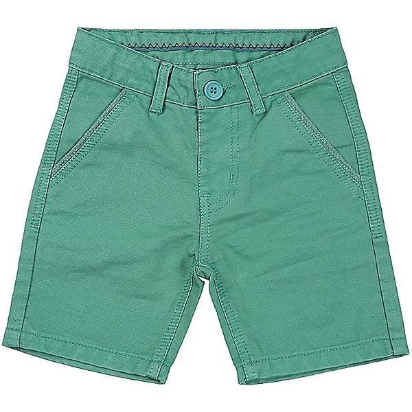 Шорты для мальчика Sweet BerryШорты и бриджи<br>Хлопковые шорты для мальчика. Спереди два кармана. Застегиваются на молнию и пуговицу. Шлевки на поясе рассчитаны под ремень. В боковой части пояса находятся вшитые эластичные ленты, регулирующие посадку по талии.<br>Состав:<br>100%хлопок<br><br>Ширина мм: 191<br>Глубина мм: 10<br>Высота мм: 175<br>Вес г: 273<br>Цвет: зеленый<br>Возраст от месяцев: 12<br>Возраст до месяцев: 18<br>Пол: Мужской<br>Возраст: Детский<br>Размер: 86,80,98,92<br>SKU: 5411561
