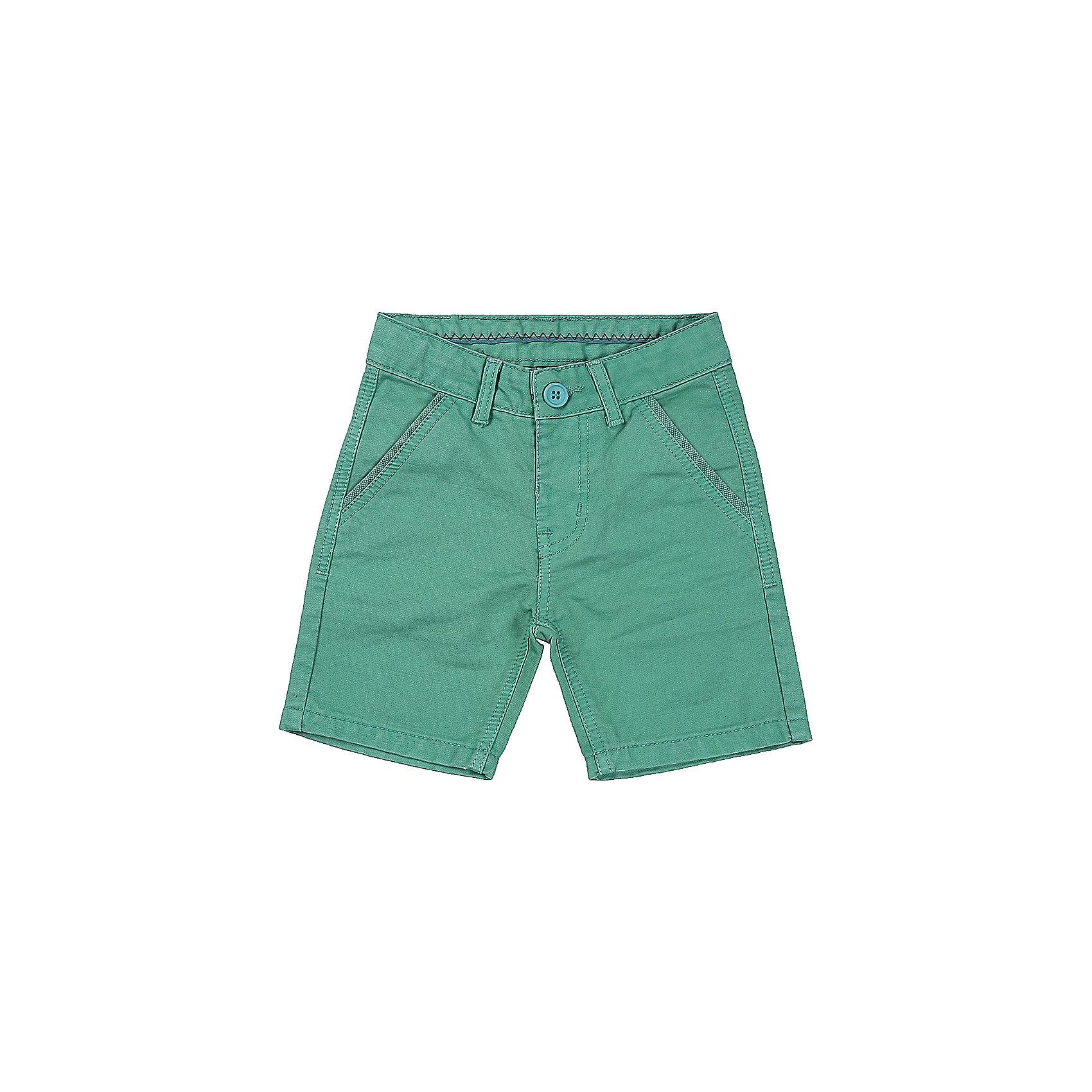 Шорты для мальчика Sweet BerryШорты и бриджи<br>Хлопковые шорты для мальчика. Спереди два кармана. Застегиваются на молнию и пуговицу. Шлевки на поясе рассчитаны под ремень. В боковой части пояса находятся вшитые эластичные ленты, регулирующие посадку по талии.<br>Состав:<br>100%хлопок<br><br>Ширина мм: 191<br>Глубина мм: 10<br>Высота мм: 175<br>Вес г: 273<br>Цвет: зеленый<br>Возраст от месяцев: 12<br>Возраст до месяцев: 15<br>Пол: Мужской<br>Возраст: Детский<br>Размер: 80,86,92,98<br>SKU: 5411561