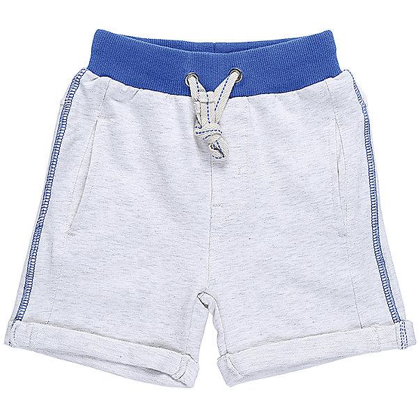 Шорты для мальчика Sweet BerryШорты и бриджи<br>Мягкие, трикотажные шорты с отворотом, под Джинсу для мальчика. Спереди два прорезных кармана. Пояс-резинка дополнен шнуром для регулирования объема.<br>Состав:<br>95%хлопок 5%эластан<br><br>Ширина мм: 191<br>Глубина мм: 10<br>Высота мм: 175<br>Вес г: 273<br>Цвет: серый<br>Возраст от месяцев: 18<br>Возраст до месяцев: 24<br>Пол: Мужской<br>Возраст: Детский<br>Размер: 92,80,86,98<br>SKU: 5411576