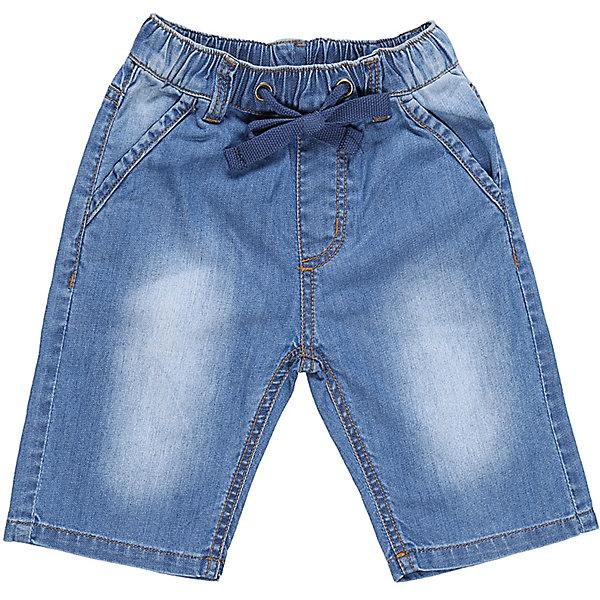 Шорты джинсовые для мальчика Sweet BerryШорты и бриджи<br>Джинсовые шорты для мальчика.Спереди два прорезных кармана. Пояс-резинка дополнен шнуром для регулирования объема.<br>Состав:<br>100%хлопок<br>Ширина мм: 191; Глубина мм: 10; Высота мм: 175; Вес г: 273; Цвет: голубой; Возраст от месяцев: 12; Возраст до месяцев: 18; Пол: Мужской; Возраст: Детский; Размер: 86,80,98,92; SKU: 5411620;