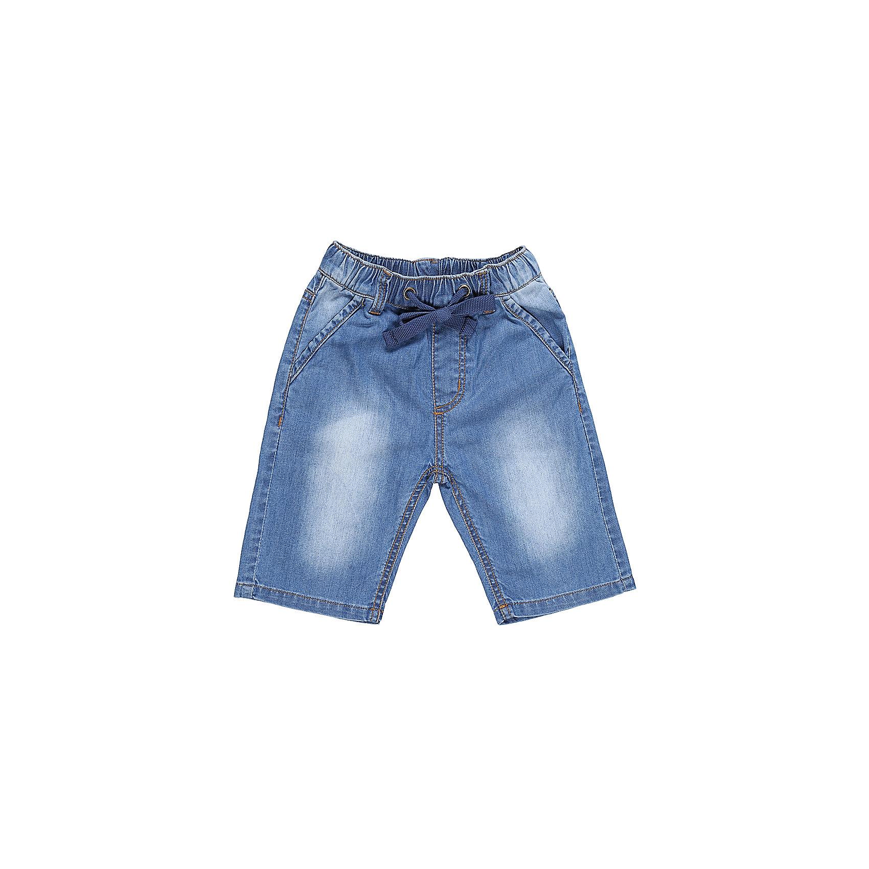 Шорты джинсовые для мальчика Sweet BerryШорты и бриджи<br>Джинсовые шорты для мальчика.Спереди два прорезных кармана. Пояс-резинка дополнен шнуром для регулирования объема.<br>Состав:<br>100%хлопок<br><br>Ширина мм: 191<br>Глубина мм: 10<br>Высота мм: 175<br>Вес г: 273<br>Цвет: голубой<br>Возраст от месяцев: 12<br>Возраст до месяцев: 15<br>Пол: Мужской<br>Возраст: Детский<br>Размер: 86,92,98,80<br>SKU: 5411620