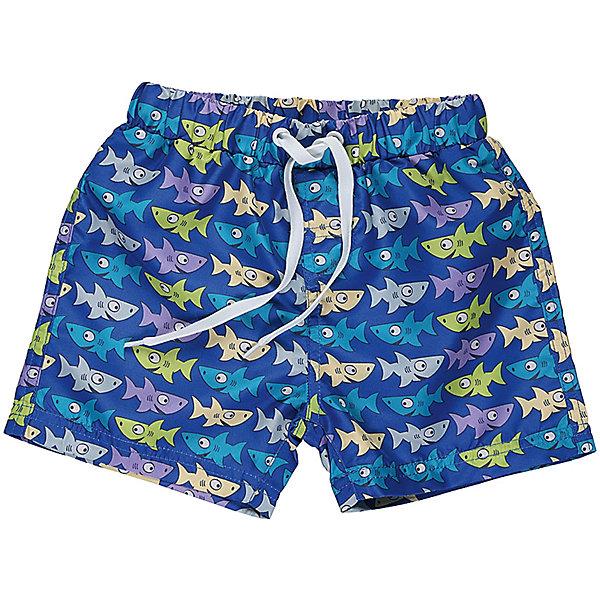 Шорты пляжные для мальчика Sweet BerryШорты, бриджи, капри<br>Купальные шорты для мальчика с ярким принтом выполнены из легкого быстросохнущего материала. Пояс-резинка дополнен шнуром для регулирования объема.<br>Состав:<br>100% полиэстер<br>Ширина мм: 191; Глубина мм: 10; Высота мм: 175; Вес г: 273; Цвет: синий; Возраст от месяцев: 24; Возраст до месяцев: 36; Пол: Мужской; Возраст: Детский; Размер: 104,122,116,110,92,98; SKU: 5411640;