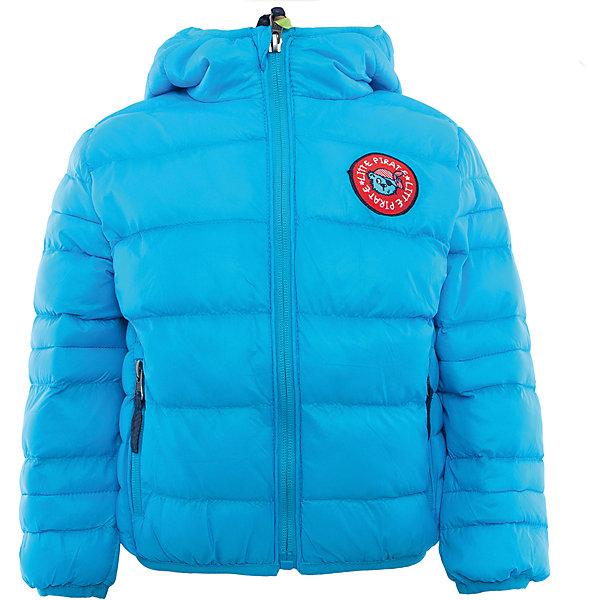 Куртка для мальчика Sweet BerryВерхняя одежда<br>Стильная, стеганая куртка бирюзового цвета для мальчика. Прорезные косые карманы. Застегивается на молнию.  Капюшон с дополнительной утяжкой. Куртка декорирована аппликацией.<br>Состав:<br>Верх: 100%нейлон. Подкладка: 65%хлопок 35%полиэстер. Наполнитель: 100%полиэстер<br>Ширина мм: 356; Глубина мм: 10; Высота мм: 245; Вес г: 519; Цвет: синий; Возраст от месяцев: 12; Возраст до месяцев: 15; Пол: Мужской; Возраст: Детский; Размер: 80,86,98,92; SKU: 5411715;