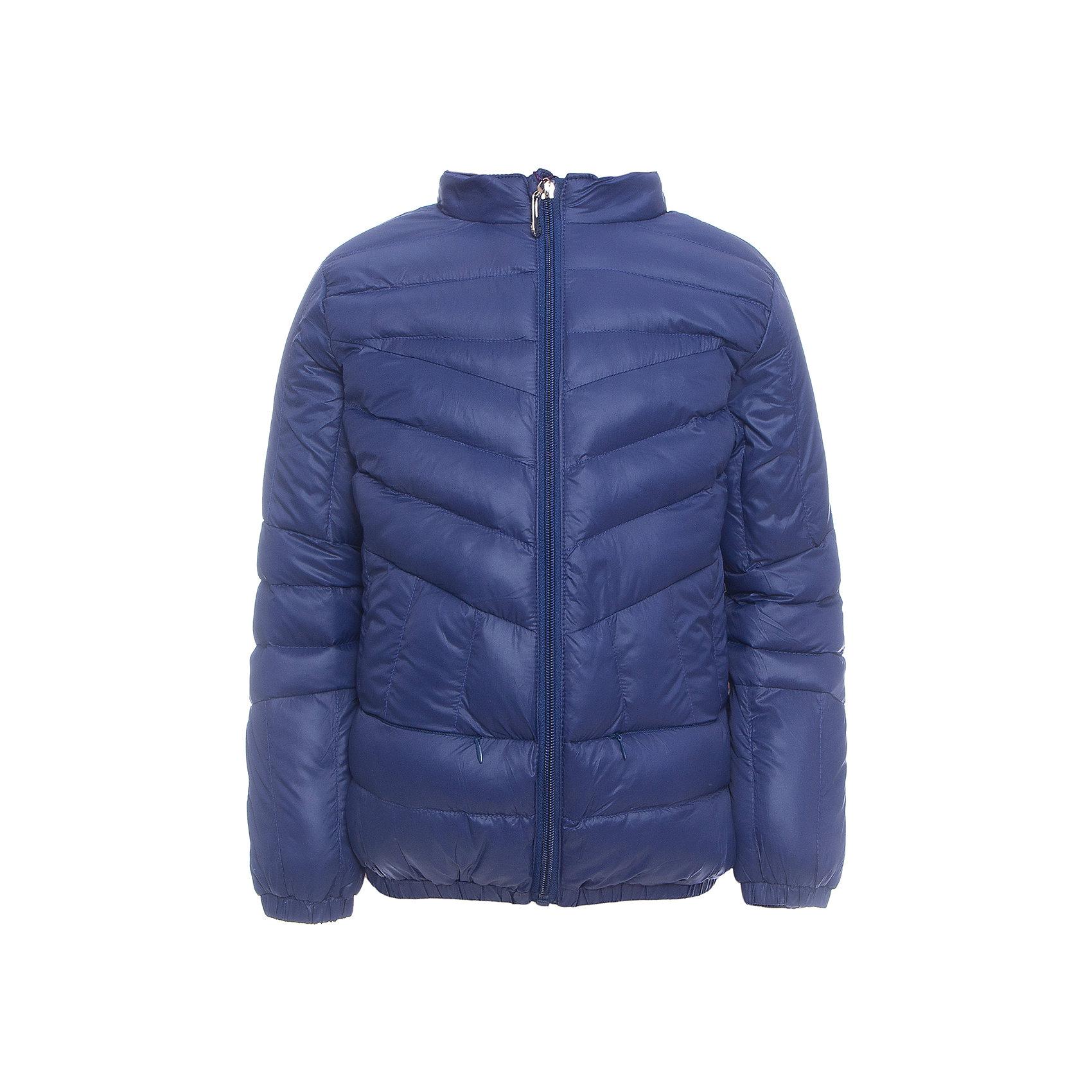 Куртка для девочки Sweet BerryЛегкая и удобная стеганая куртка с воротничком-стойкой для девочки. Два прорезных карманы на молнии.<br>Состав:<br>Верх: 100%нейлон.  Подкладка: 100%полиэстер. Наполнитель: 100%полиэстер<br><br>Ширина мм: 356<br>Глубина мм: 10<br>Высота мм: 245<br>Вес г: 519<br>Цвет: синий<br>Возраст от месяцев: 36<br>Возраст до месяцев: 48<br>Пол: Женский<br>Возраст: Детский<br>Размер: 104,98,110,116,122,128<br>SKU: 5411863