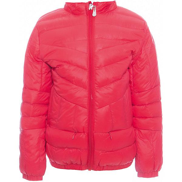 Куртка для девочки Sweet BerryВерхняя одежда<br>Легкая и удобная стеганая куртка с воротничком-стойкой для девочки. Два прорезных карманы на молнии.<br>Состав:<br>Верх: 100%нейлон.  Подкладка: 100%полиэстер. Наполнитель: 100%полиэстер<br>Ширина мм: 356; Глубина мм: 10; Высота мм: 245; Вес г: 519; Цвет: красный; Возраст от месяцев: 36; Возраст до месяцев: 48; Пол: Женский; Возраст: Детский; Размер: 104,128,122,116,110,98; SKU: 5412065;