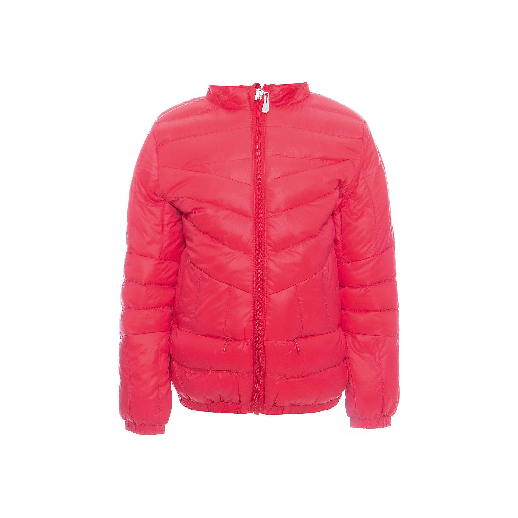 Куртка для девочки Sweet BerryВерхняя одежда<br>Легкая и удобная стеганая куртка с воротничком-стойкой для девочки. Два прорезных карманы на молнии.<br>Состав:<br>Верх: 100%нейлон.  Подкладка: 100%полиэстер. Наполнитель: 100%полиэстер<br><br>Ширина мм: 356<br>Глубина мм: 10<br>Высота мм: 245<br>Вес г: 519<br>Цвет: красный<br>Возраст от месяцев: 48<br>Возраст до месяцев: 60<br>Пол: Женский<br>Возраст: Детский<br>Размер: 110,116,122,128,104,98<br>SKU: 5412065