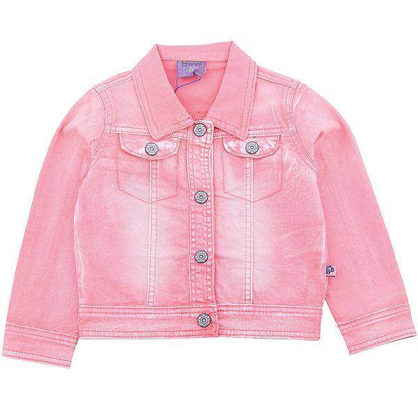 Куртка джинсовая для девочки Sweet BerryДжинсовая одежда<br>Модная джинсовая куртка для девочки кораллового цвета. Застегивается на пуговицы. На груди два накладных кармана.  Воротник отложной.<br>Состав:<br>98%хлопок 2%эластан<br><br>Ширина мм: 356<br>Глубина мм: 10<br>Высота мм: 245<br>Вес г: 519<br>Цвет: розовый<br>Возраст от месяцев: 72<br>Возраст до месяцев: 84<br>Пол: Женский<br>Возраст: Детский<br>Размер: 122,98,104,128,116,110<br>SKU: 5412230