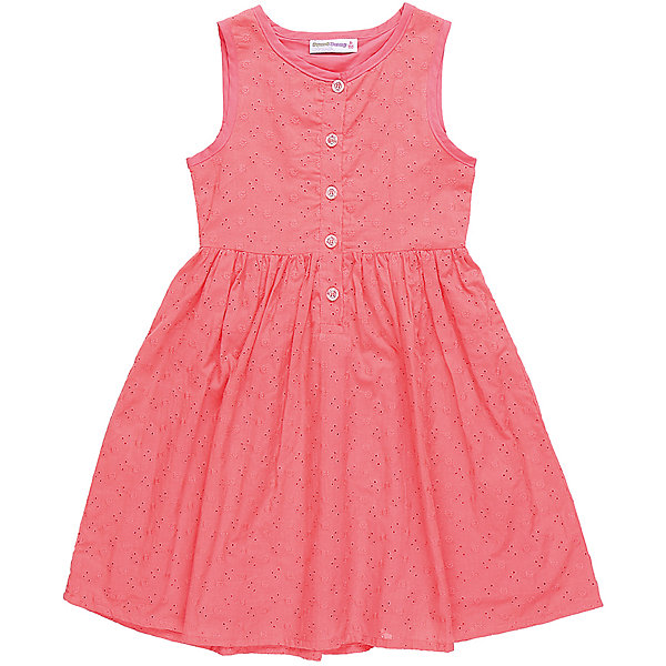 Платье для девочки Sweet BerryПлатья и сарафаны<br>Текстильное платье из хлопка для девочки без рукавов. Приталенный крой. Застегивается на пуговки.<br>Состав:<br>Верх: 100% хлопок, Подкладка: 100%хлопок<br><br>Ширина мм: 236<br>Глубина мм: 16<br>Высота мм: 184<br>Вес г: 177<br>Цвет: розовый<br>Возраст от месяцев: 36<br>Возраст до месяцев: 48<br>Пол: Женский<br>Возраст: Детский<br>Размер: 104,116,122,128,110,98<br>SKU: 5412237