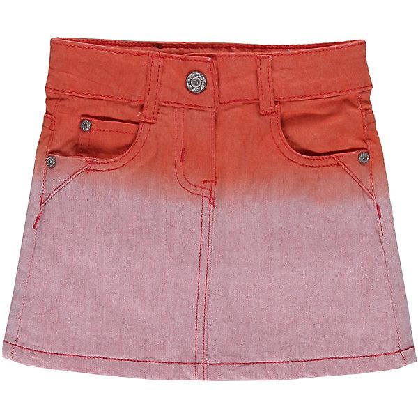 Юбка джинсовая для девочки Sweet BerryЮбки<br>Тестильная короткая юбка для девочек, выполнена из джинсовой ткани с эластаном. Классический прямой стиль, с широким поясом под ремень. Застегивается на молнию и пуговицу. Карманы внутренние, фигурно прострочены. Ткань  мягкая, хорошо облегает тело. Розовый цвет, сверху насыщенный, к низу светлеет, это делает юбку нарядной и модной.<br>Состав:<br>98% хлопок, 2% эластан<br><br>Ширина мм: 207<br>Глубина мм: 10<br>Высота мм: 189<br>Вес г: 183<br>Цвет: розовый<br>Возраст от месяцев: 24<br>Возраст до месяцев: 36<br>Пол: Женский<br>Возраст: Детский<br>Размер: 98,104,128,122,116,110<br>SKU: 5412354