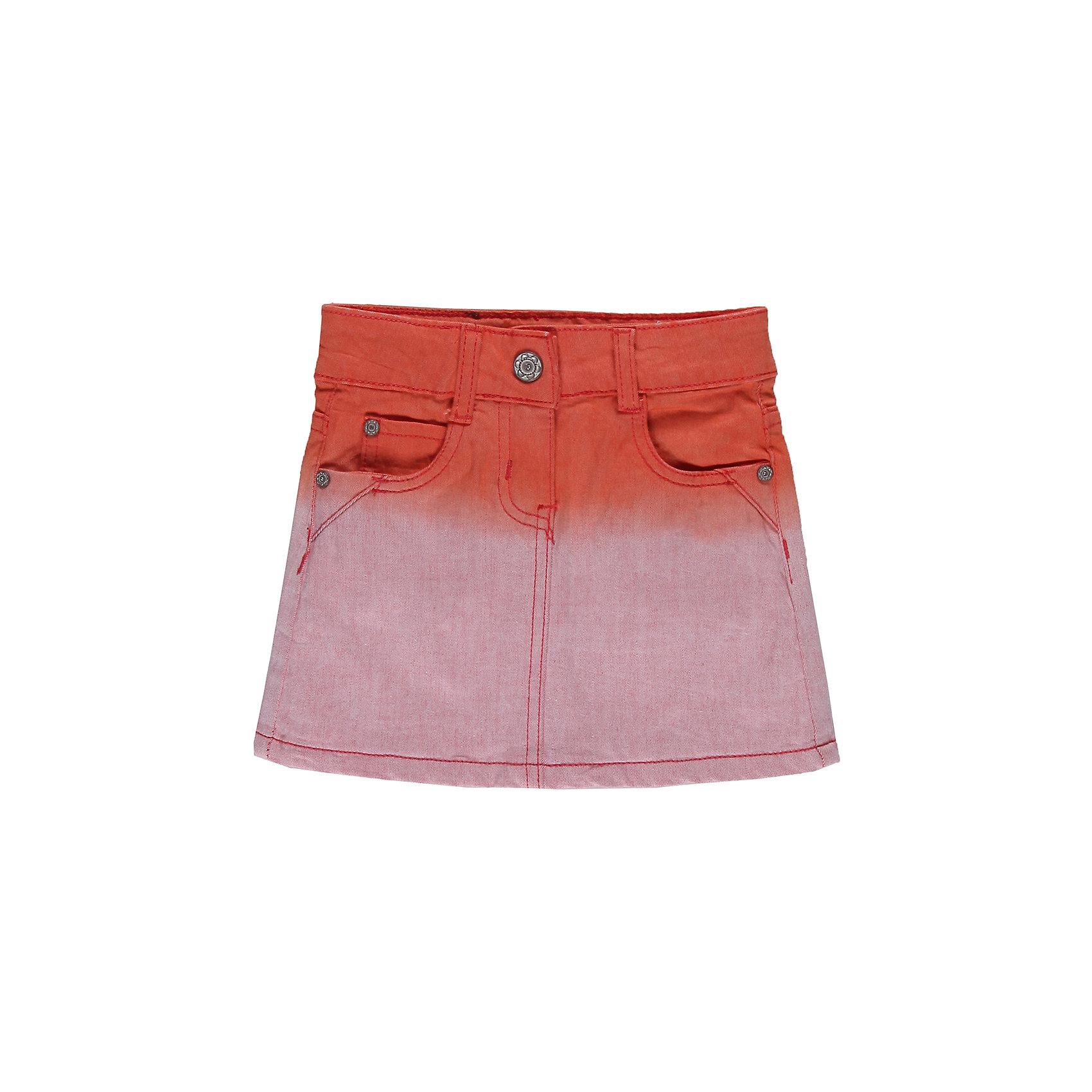 Юбка джинсовая для девочки Sweet BerryЮбки<br>Тестильная короткая юбка для девочек, выполнена из джинсовой ткани с эластаном. Классический прямой стиль, с широким поясом под ремень. Застегивается на молнию и пуговицу. Карманы внутренние, фигурно прострочены. Ткань  мягкая, хорошо облегает тело. Розовый цвет, сверху насыщенный, к низу светлеет, это делает юбку нарядной и модной.<br>Состав:<br>98% хлопок, 2% эластан<br><br>Ширина мм: 207<br>Глубина мм: 10<br>Высота мм: 189<br>Вес г: 183<br>Цвет: розовый<br>Возраст от месяцев: 36<br>Возраст до месяцев: 48<br>Пол: Женский<br>Возраст: Детский<br>Размер: 104,98,110,116,122,128<br>SKU: 5412354