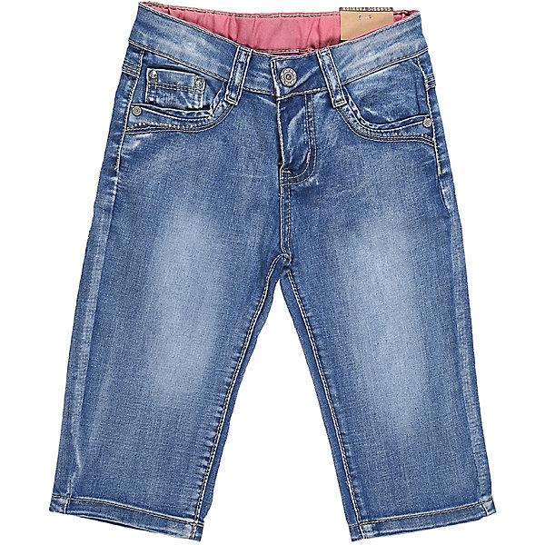Бриджи джинсовые для девочки Sweet BerryДжинсовая одежда<br>Стильные джинсовые бриджи для девочки. Застегиваются на молнию и пуговицу. Имеют зауженный крой, среднюю посадку. Шлевки на поясе рассчитаны под ремень. В боковой части пояса находятся вшитые эластичные ленты, регулирующие посадку по талии.<br>Состав:<br>98%хлопок 2%эластан<br><br>Ширина мм: 191<br>Глубина мм: 10<br>Высота мм: 175<br>Вес г: 273<br>Цвет: синий<br>Возраст от месяцев: 24<br>Возраст до месяцев: 36<br>Пол: Женский<br>Возраст: Детский<br>Размер: 98,104,128,122,116,110<br>SKU: 5412361