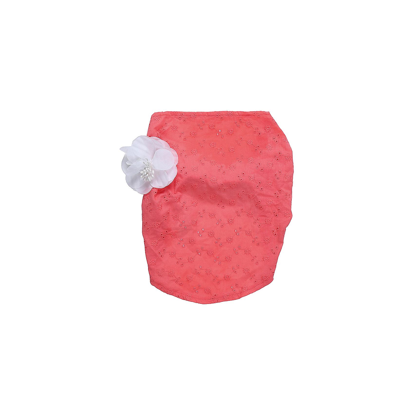 Повязка на голову для девочки Sweet BerryГоловные уборы<br>Трикотажная  повязка из принтованной ткани для девочки декорированная цветком.<br>Состав:<br>100% хлопок<br><br>Ширина мм: 89<br>Глубина мм: 117<br>Высота мм: 44<br>Вес г: 155<br>Цвет: розовый<br>Возраст от месяцев: 24<br>Возраст до месяцев: 36<br>Пол: Женский<br>Возраст: Детский<br>Размер: 50,52,54<br>SKU: 5412407