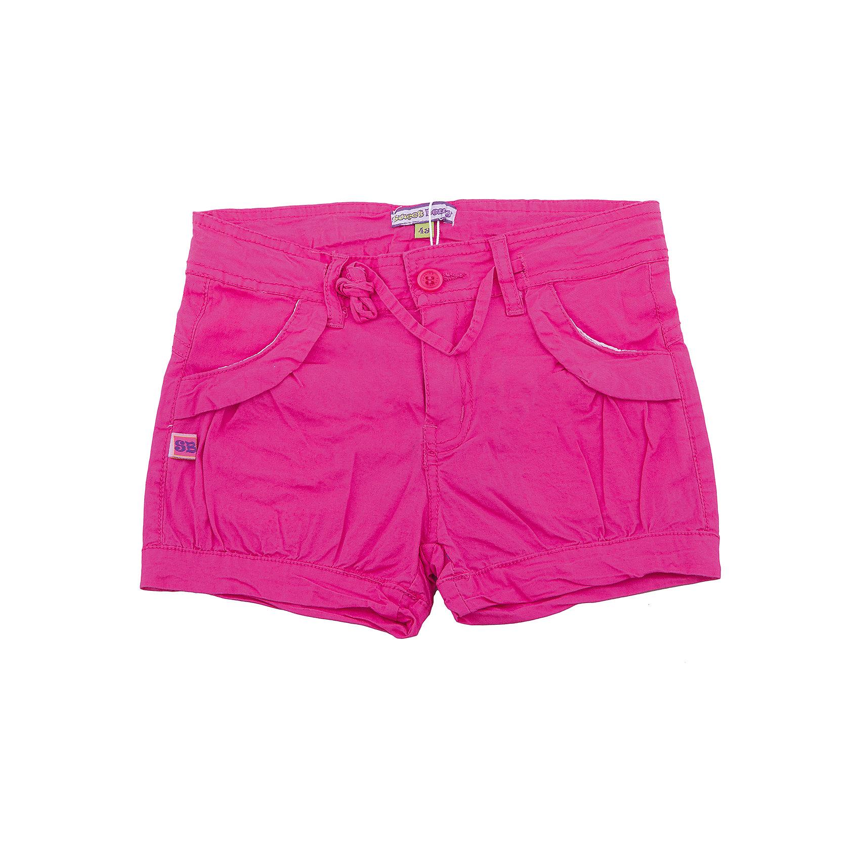 Шорты для девочки Sweet BerryШорты, бриджи, капри<br>Шорты ярко-розового цвета из хлопковой ткани для девочки.   Пояс дополнен шнуром для регулирования объема. Два внутренних свободных кармана.<br>Состав:<br>хлопок 95%, спандекс 5%<br><br>Ширина мм: 191<br>Глубина мм: 10<br>Высота мм: 175<br>Вес г: 273<br>Цвет: розовый<br>Возраст от месяцев: 36<br>Возраст до месяцев: 48<br>Пол: Женский<br>Возраст: Детский<br>Размер: 104,98,110,116,122,128<br>SKU: 5412499