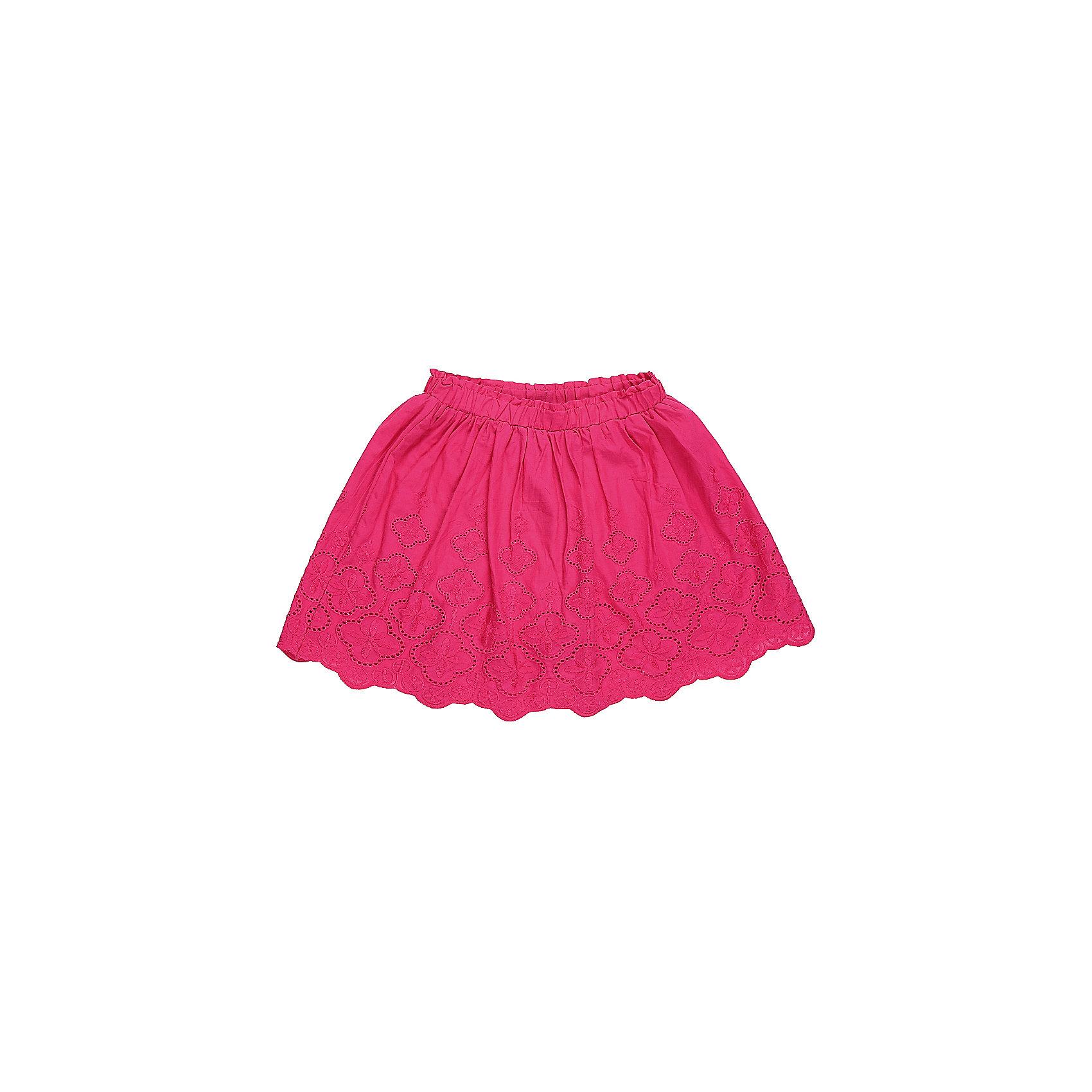 Юбка для девочки Sweet BerryЯркая текстильная юбочка для девочки декорированная по низу изделия оригинальной вышивкой. Эластичный мягкий пояс.<br>Состав:<br>Верх: 100% хлопок, Подкладка: 100%хлопок<br><br>Ширина мм: 207<br>Глубина мм: 10<br>Высота мм: 189<br>Вес г: 183<br>Цвет: фиолетовый<br>Возраст от месяцев: 60<br>Возраст до месяцев: 72<br>Пол: Женский<br>Возраст: Детский<br>Размер: 116,122,128,104,98,110<br>SKU: 5412555