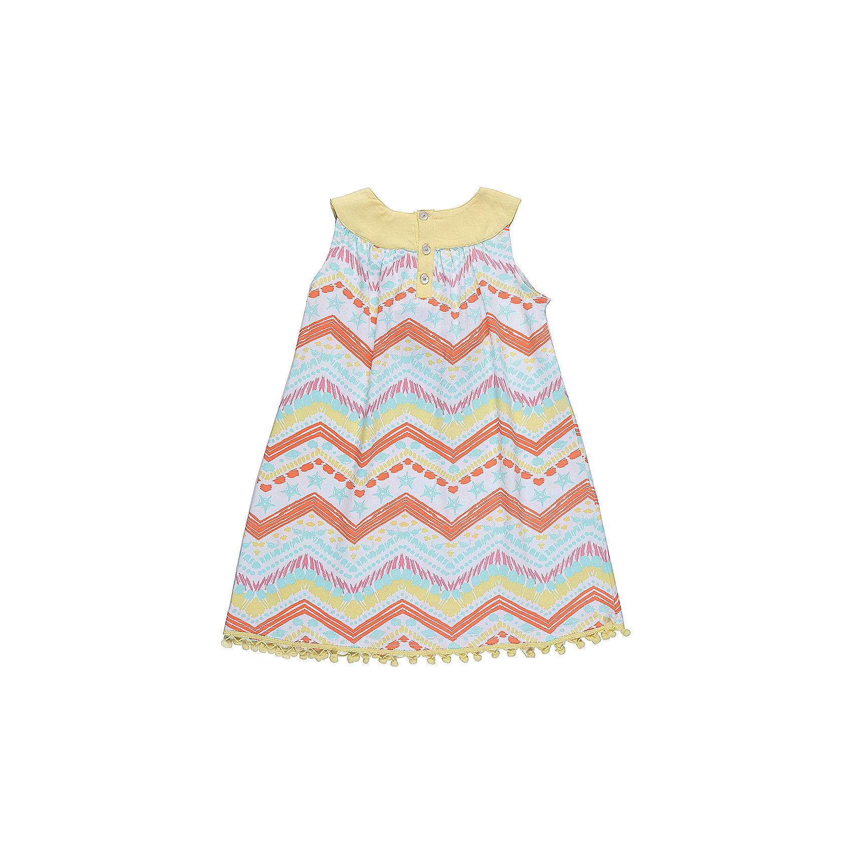 Платье для девочки Sweet BerryПлатья и сарафаны<br>Платье для девочки из трикотажной ткани с оригинальным принтом. Горловина декорированы контрастной тканью и цветком. Свободный крой. Застежка на пуговках на спинке.<br>Состав:<br>95%хлопок 5%эластан<br><br>Ширина мм: 236<br>Глубина мм: 16<br>Высота мм: 184<br>Вес г: 177<br>Цвет: разноцветный<br>Возраст от месяцев: 36<br>Возраст до месяцев: 48<br>Пол: Женский<br>Возраст: Детский<br>Размер: 104,98,110,116,122,128<br>SKU: 5412808