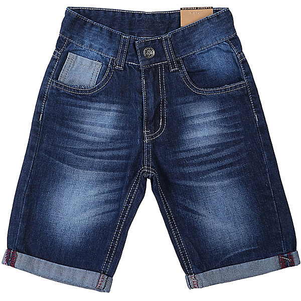 Шорты джинсовые для мальчика Sweet BerryДжинсовая одежда<br>Джинсовые шорты для мальчика  с загибом по низу изделия.   В боковой части пояса находятся вшитые эластичные ленты, регулирующие посадку по талии.<br>Состав:<br>100%хлопок<br>Ширина мм: 191; Глубина мм: 10; Высота мм: 175; Вес г: 273; Цвет: синий; Возраст от месяцев: 24; Возраст до месяцев: 36; Пол: Мужской; Возраст: Детский; Размер: 98,104,128,122,116,110; SKU: 5412893;