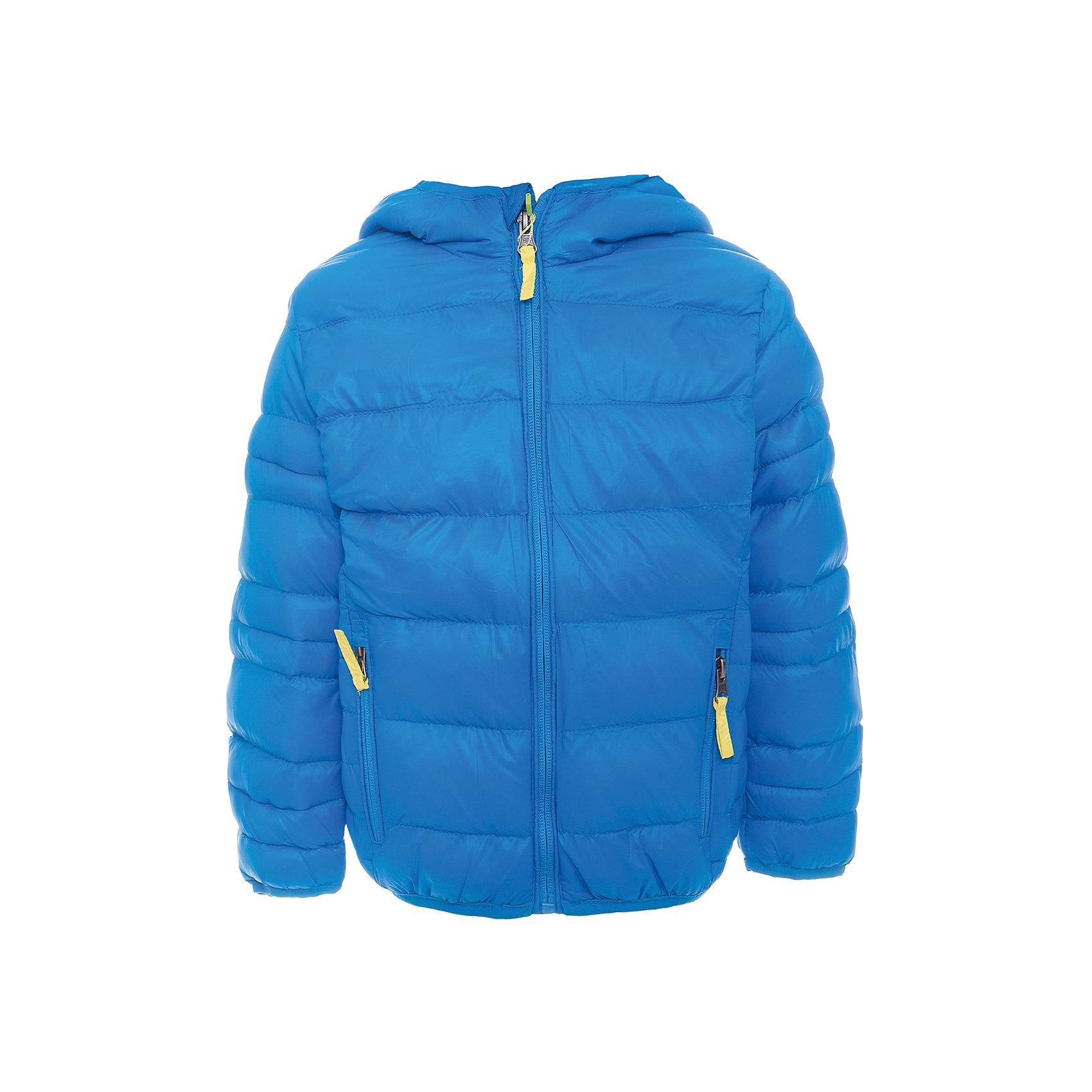 Куртка для мальчика Sweet BerryВерхняя одежда<br>Стеганая куртка для мальчика. Модель с контрастным, цельнокройным капюшоном дополнена двумя боковыми прорезными карманами на молнии. Края рукавов и край низа куртки оформлены окантовочной резинкой.<br>Состав:<br>Верх: 100%нейлон.  Подкладка: 100%полиэстер. Наполнитель: 100%полиэстер<br><br>Ширина мм: 356<br>Глубина мм: 10<br>Высота мм: 245<br>Вес г: 519<br>Цвет: синий<br>Возраст от месяцев: 60<br>Возраст до месяцев: 72<br>Пол: Мужской<br>Возраст: Детский<br>Размер: 116,122,128,104,98,110<br>SKU: 5412927