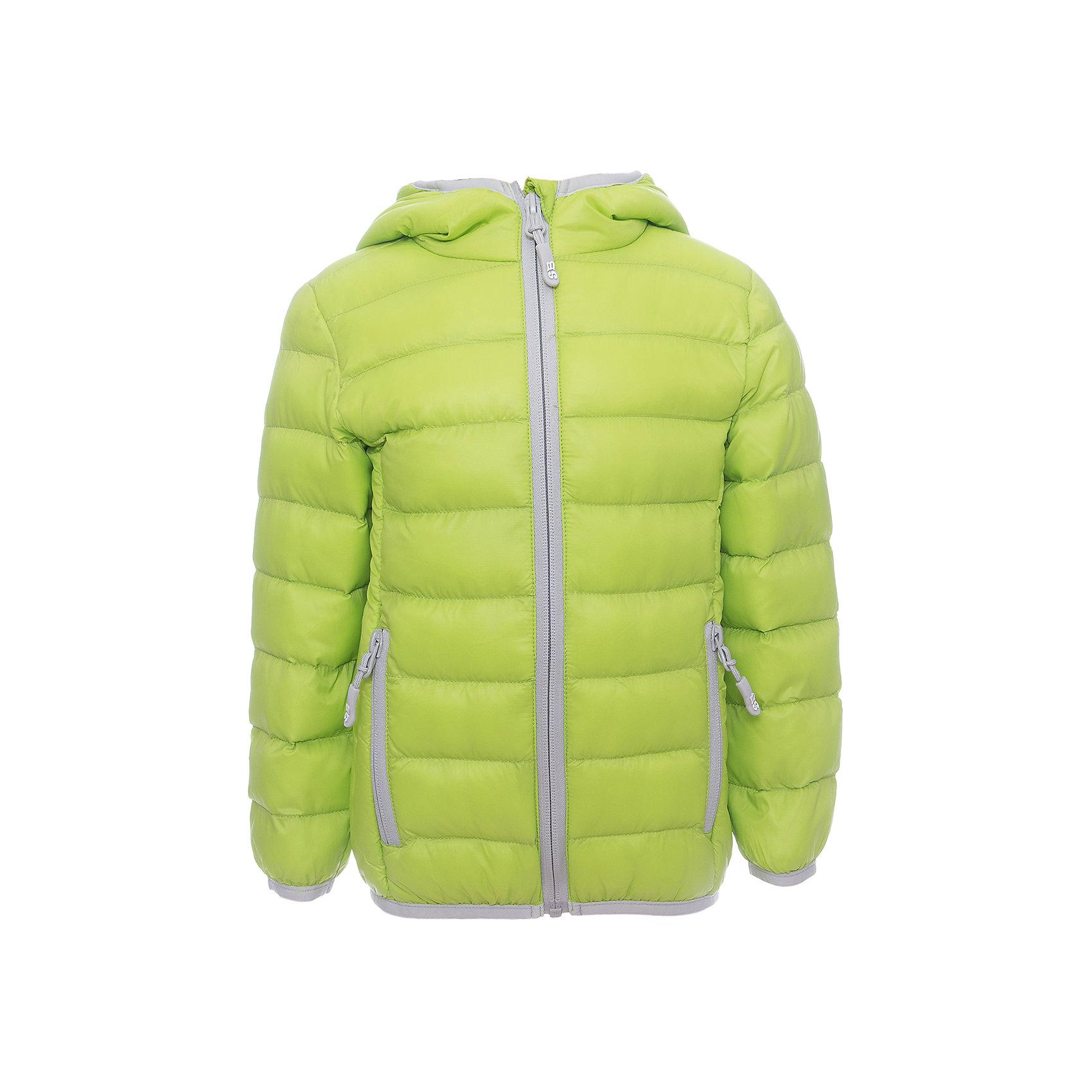 Куртка для мальчика Sweet BerryДемисезонные куртки<br>Яркая стеганая куртка с несъемным капюшоном. Куртка комплектуется удобным мешочком для хранения. Карманы по бокам застегиваются на молнии и имеют резиновые пуллеры  с логотипами компании.  Ткань верха: нейлон- водонепроницаемая ткань с ветрозащитными свойствами.<br>Пoдклад: нейлон.<br>Утеплитель:  Синтепух 80 г/м?. Температурный режим от +5 С до + 15 С.<br>Состав:<br>Верх:  100% нейлон.  Подкладка: 100% нейлон. Наполнитель: 100%полиэстер<br><br>Ширина мм: 356<br>Глубина мм: 10<br>Высота мм: 245<br>Вес г: 519<br>Цвет: зеленый<br>Возраст от месяцев: 24<br>Возраст до месяцев: 36<br>Пол: Мужской<br>Возраст: Детский<br>Размер: 122,128,134,140,98,104,110,116<br>SKU: 5412964