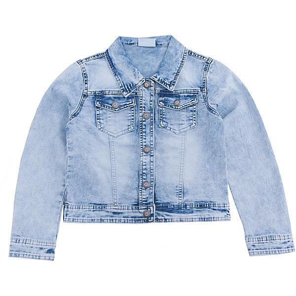Куртка джинсовая для девочки LuminosoДжинсовая одежда<br>Модная джинсовая куртка для девочки с оригинальной варкой. Застегивается на пуговицы. На груди два накладных кармана.  Воротник отложной.<br>Состав:<br>98%хлопок 2%эластан<br><br>Ширина мм: 356<br>Глубина мм: 10<br>Высота мм: 245<br>Вес г: 519<br>Цвет: белый<br>Возраст от месяцев: 96<br>Возраст до месяцев: 108<br>Пол: Женский<br>Возраст: Детский<br>Размер: 134,140,164,158,152,146<br>SKU: 5413087