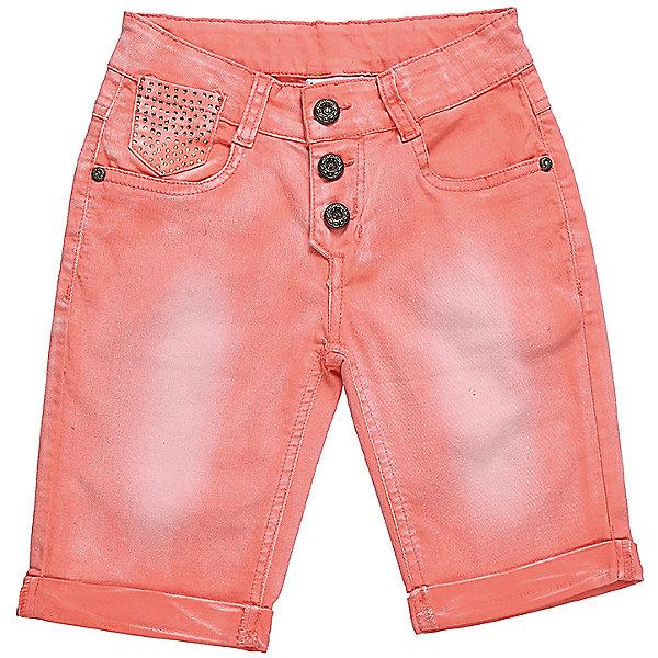 Шорты джинсовые для девочки LuminosoШорты, бриджи, капри<br>Коралловые шорты для девочки с модной застежкой. Два боковых кармана. В боковой части пояса находятся вшитые эластичные ленты, регулирующие посадку по талии.<br>Состав:<br>98%хлопок 2%эластан<br>Ширина мм: 191; Глубина мм: 10; Высота мм: 175; Вес г: 273; Цвет: розовый; Возраст от месяцев: 144; Возраст до месяцев: 156; Пол: Женский; Возраст: Детский; Размер: 158,140,134,164,152,146; SKU: 5413161;