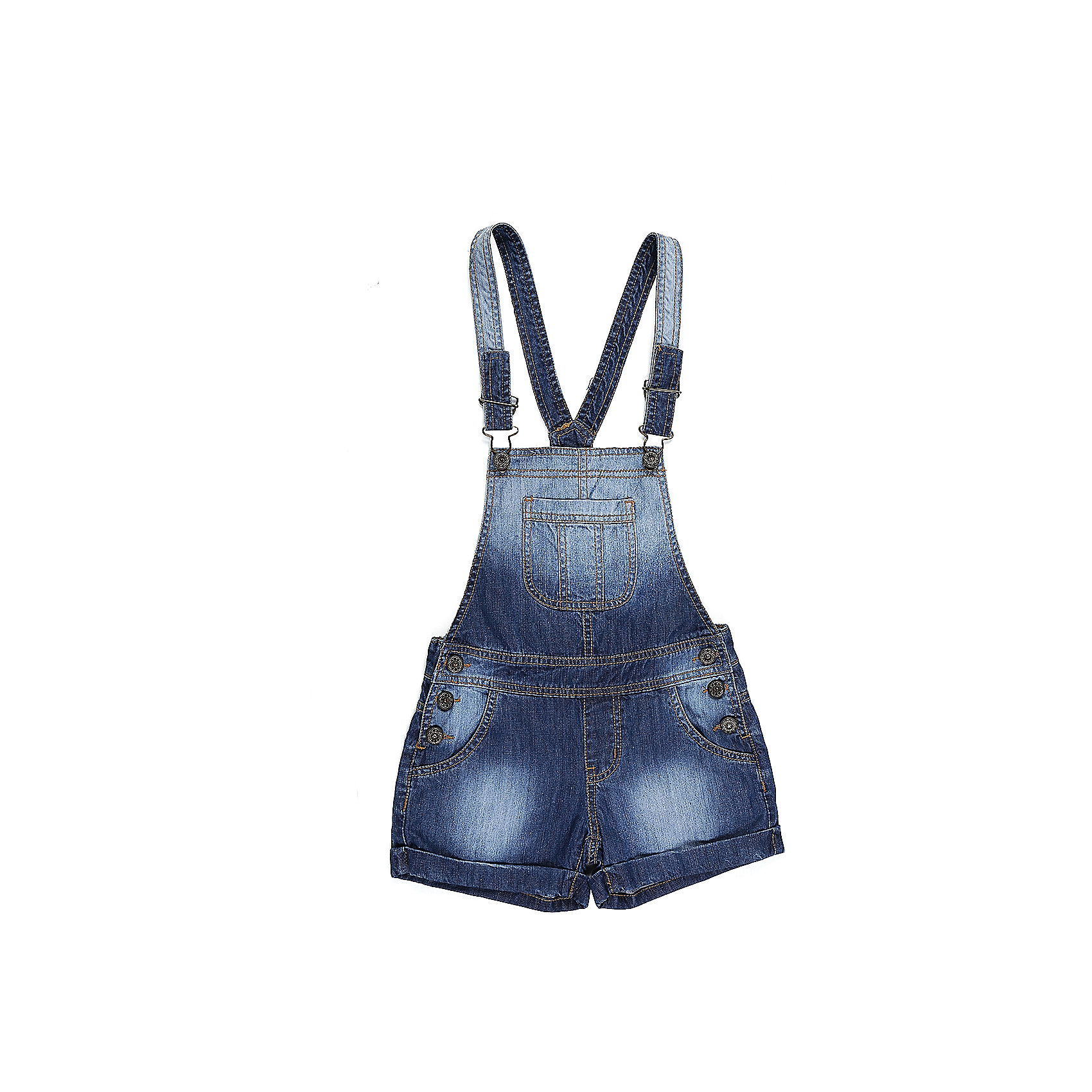 Комбинезон джинсовый для девочки LuminosoДжинсовая одежда<br>Джинсовый полукомбинезон для девочки на регулируемых бретелях в оригинальной варке.<br>Состав:<br>100%хлопок<br><br>Ширина мм: 215<br>Глубина мм: 88<br>Высота мм: 191<br>Вес г: 336<br>Цвет: синий<br>Возраст от месяцев: 108<br>Возраст до месяцев: 120<br>Пол: Женский<br>Возраст: Детский<br>Размер: 140,134,146,152,158,164<br>SKU: 5413270