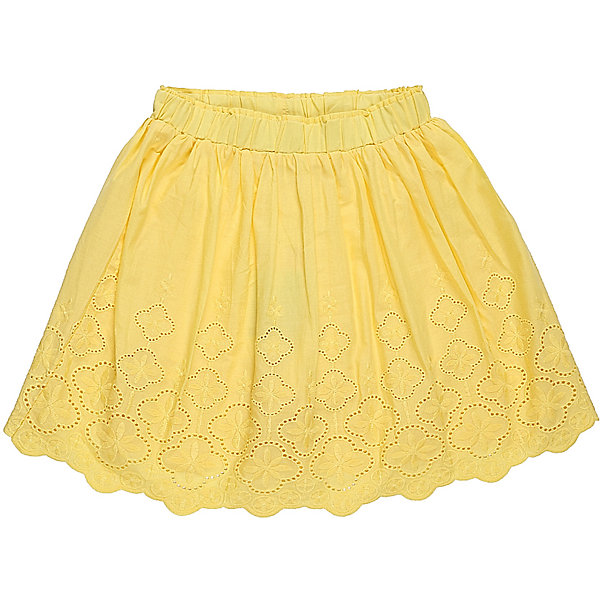 Юбка для девочки LuminosoЮбки<br>Яркая текстильная юбка для девочки. Низ изделия декорирован  изящной вышивкой. Эластичный мягкий пояс.<br>Состав:<br>Верх: 100% хлопок, Подкладка: 100%хлопок<br>Ширина мм: 207; Глубина мм: 10; Высота мм: 189; Вес г: 183; Цвет: желтый; Возраст от месяцев: 156; Возраст до месяцев: 168; Пол: Женский; Возраст: Детский; Размер: 164,158,152,146,140,134; SKU: 5413284;