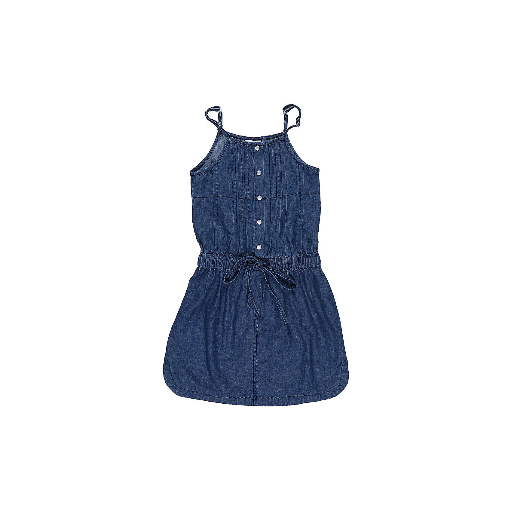 Сарафан джинсовый для девочки LuminosoДжинсовая одежда<br>Текстильный сарафан для девочки из тонкой хлопковой ткани под джинсу на регулируемых бретелях.<br>Состав:<br>100%хлопок<br><br>Ширина мм: 236<br>Глубина мм: 16<br>Высота мм: 184<br>Вес г: 177<br>Цвет: синий<br>Возраст от месяцев: 96<br>Возраст до месяцев: 108<br>Пол: Женский<br>Возраст: Детский<br>Размер: 134,140,146,152,158,164<br>SKU: 5413452
