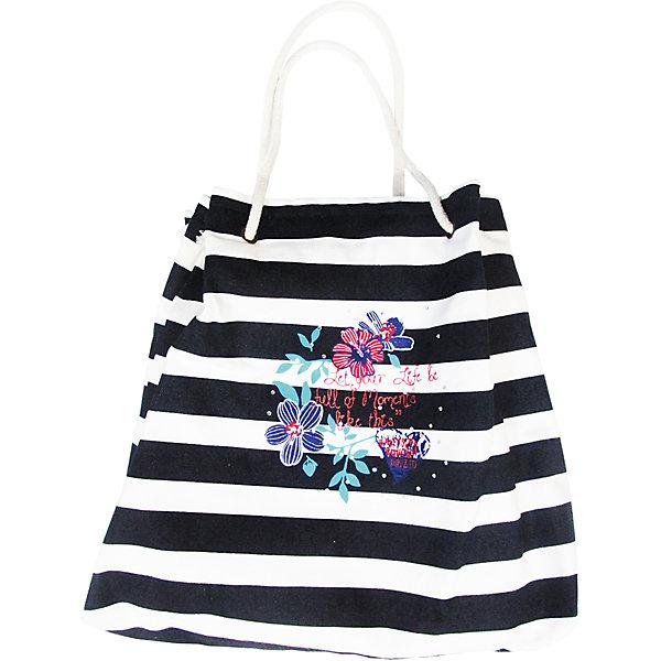 Сумка для девочки LuminosoДжинсовая одежда<br>Текстильная сумка для девочки в полоску декорированная цветочным принтом.<br>Состав:<br>100%хлопок,подкладка 100% полиэстер<br><br>Ширина мм: 170<br>Глубина мм: 157<br>Высота мм: 175<br>Вес г: 117<br>Цвет: белый<br>Возраст от месяцев: 24<br>Возраст до месяцев: 144<br>Пол: Женский<br>Возраст: Детский<br>Размер: one size<br>SKU: 5413511