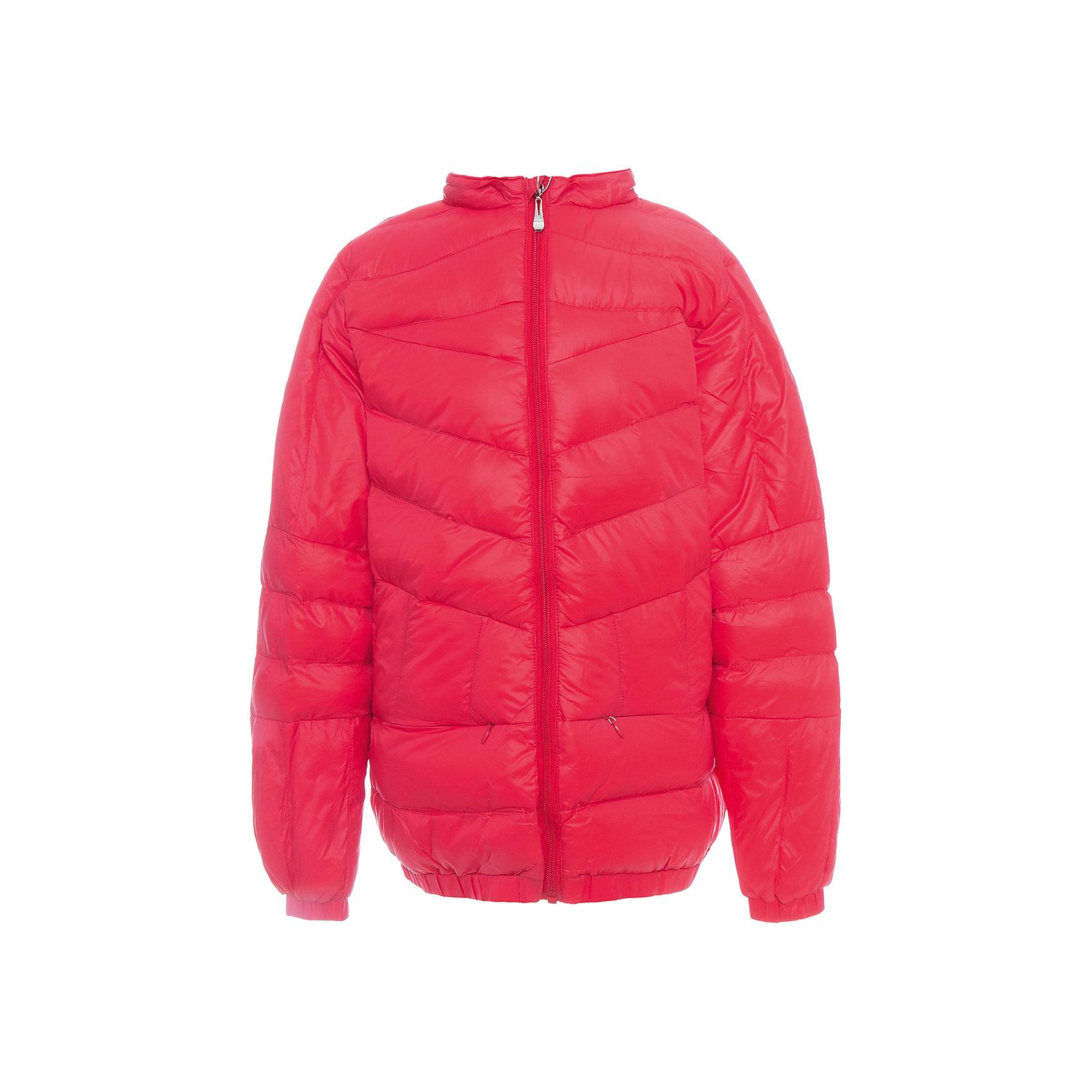 Куртка для девочки LuminosoВерхняя одежда<br>Легкая и стильная, стеганая куртка для девочки с воротником-стойкой. Потайные карманы на молнии. Застегивается на молнию.<br>Состав:<br>Верх: 100%нейлон.  Подкладка: 100%полиэстер. Наполнитель: 100%полиэстер<br><br>Ширина мм: 356<br>Глубина мм: 10<br>Высота мм: 245<br>Вес г: 519<br>Цвет: красный<br>Возраст от месяцев: 96<br>Возраст до месяцев: 108<br>Пол: Женский<br>Возраст: Детский<br>Размер: 134,164,140,146,152,158<br>SKU: 5413531