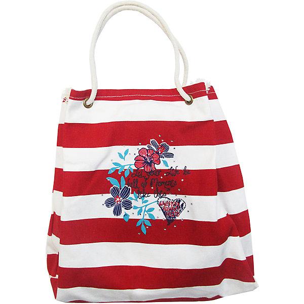 Сумка для девочки LuminosoДетские сумки<br>Текстильная сумка для девочки в полоску декорированная цветочным принтом.<br>Состав:<br>100%хлопок,подкладка 100% полиэстер<br><br>Ширина мм: 170<br>Глубина мм: 157<br>Высота мм: 135<br>Вес г: 117<br>Цвет: белый<br>Возраст от месяцев: 24<br>Возраст до месяцев: 144<br>Пол: Женский<br>Возраст: Детский<br>Размер: one size<br>SKU: 5413557