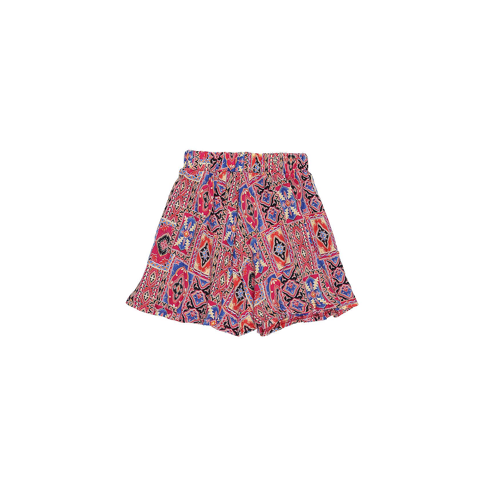 Юбка для девочки LuminosoЮбки<br>Легкая текстильная юбка для девочки из принтованной ткани. Широкий эластичный пояс.<br>Состав:<br>100% вискоза<br><br>Ширина мм: 207<br>Глубина мм: 10<br>Высота мм: 189<br>Вес г: 183<br>Цвет: разноцветный<br>Возраст от месяцев: 144<br>Возраст до месяцев: 156<br>Пол: Женский<br>Возраст: Детский<br>Размер: 158,164,134,152,140,146<br>SKU: 5413633
