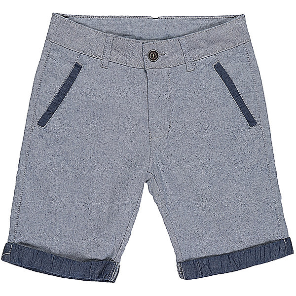 Шорты для мальчика LuminosoШорты, бриджи, капри<br>Текстильные шорты для мальчика с подворотом. Два прорезных кармана по бокам. Застегиваются на молнию и пуговицу.  В боковой части пояса находятся вшитые эластичные ленты, регулирующие посадку по талии.<br>Состав:<br>98%хлопок 2%эластан<br>Ширина мм: 191; Глубина мм: 10; Высота мм: 175; Вес г: 273; Цвет: голубой; Возраст от месяцев: 96; Возраст до месяцев: 108; Пол: Мужской; Возраст: Детский; Размер: 134,140,146,152,158,164; SKU: 5413781;