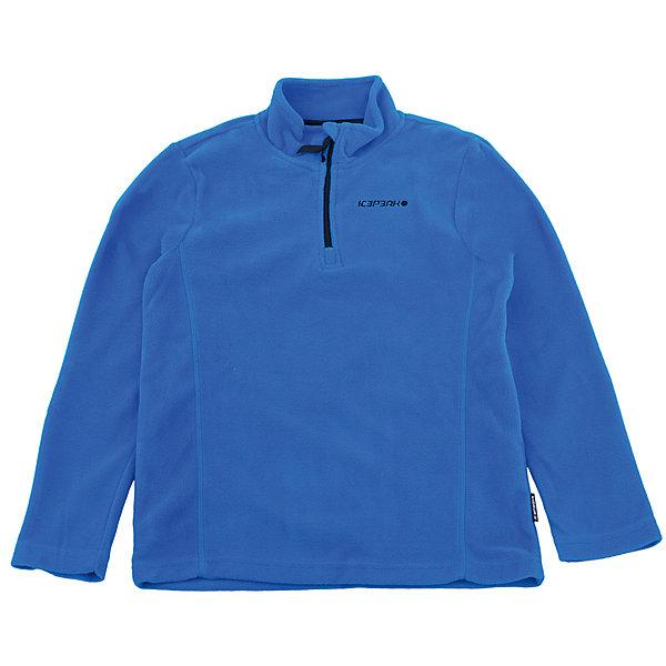 Толстовка для мальчика ICEPEAKТолстовки<br>Толстовка для мальчика от известного бренда ICEPEAK.<br>Толстовка флис с молнией , плотность 210 гр./кв.м.<br>Состав:<br>100% полиэстер<br><br>Ширина мм: 190<br>Глубина мм: 74<br>Высота мм: 229<br>Вес г: 236<br>Цвет: синий<br>Возраст от месяцев: 84<br>Возраст до месяцев: 96<br>Пол: Мужской<br>Возраст: Детский<br>Размер: 128,164,152,140<br>SKU: 5413836