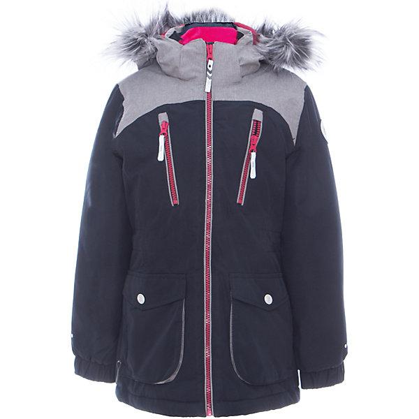 Куртка для девочки ICEPEAKОдежда<br>Куртка для девочки от известного бренда ICEPEAK.<br>Куртка с отстегивающимся капюшоном, капюшон из меланжевой ткани с искусственным мехом, по плечам вставка из меланжевой ткани, молния закрыта планкой с внутренней стороны, сформированный локоть, утяжка в нижней части куртки, утяжка по талии, рукав заканчивается эластичной резинкой, утепленные и мягкие накладные карманы , мягкий и теплый внутренний воротник, светоотражающие элементы, искусственный утеплитель Finnwad, утепление 220/200 гр., рекомендуемый температурный режим до -30 град.,Icetech 10 000mm/5000 g, 2-layer, Taped seams, Children's safety, Reflectors<br>Состав:<br>100% полиэстер<br><br>Ширина мм: 356<br>Глубина мм: 10<br>Высота мм: 245<br>Вес г: 519<br>Цвет: серый<br>Возраст от месяцев: 84<br>Возраст до месяцев: 96<br>Пол: Женский<br>Возраст: Детский<br>Размер: 128,176,164,152,140<br>SKU: 5413959