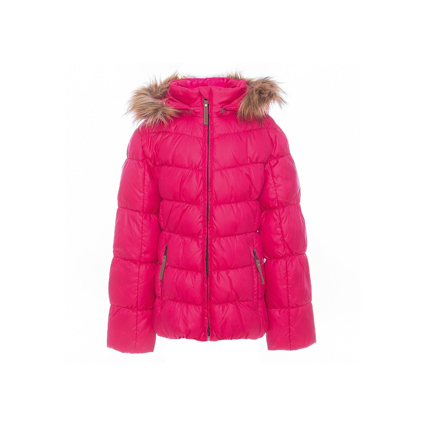 Куртка для девочки LuhtaОдежда<br>Куртка для девочки от известного бренда Luhta.<br>Куртка с отстегивающимся капюшоном, искусственный мех, элегантный силуэт, декоративная прострочка, боковые карманы на молнии, утепление 280 гр. Рекомендуемый температурный режим до -30 град. Внутри пальто находится температурный датчик.<br>Технологии: Luhta WATER REPELLENT; Luhta SAFETY; Luhta TEMPERATURE CONTROL; Luhta DOWN MIX; Luhta -30; Reflectors<br>Состав:<br>100% полиэстер<br><br>Ширина мм: 356<br>Глубина мм: 10<br>Высота мм: 245<br>Вес г: 519<br>Цвет: синий<br>Возраст от месяцев: 156<br>Возраст до месяцев: 168<br>Пол: Женский<br>Возраст: Детский<br>Размер: 164,134,140,146,152,158<br>SKU: 5413996