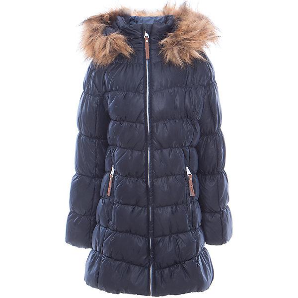 Пальто для девочки LuhtaОдежда<br>Пальто для девочки от известного бренда Luhta.<br>Пальто с отстегивающимся капюшоном, искусственный мех, элегантный силуэт, декоративная прострочка, боковые карманы на молнии, утепление 280 гр. Рекомендуемый температурный режим до -30 град. Внутри пальто находится температурный датчик.<br>Технологии: Luhta WATER REPELLENT; Luhta SAFETY; Luhta TEMPERATURE CONTROL; Luhta DOWN MIX; Luhta -30; Reflectors<br>Состав:<br>100% полиэстер<br>Ширина мм: 356; Глубина мм: 10; Высота мм: 245; Вес г: 519; Цвет: синий; Возраст от месяцев: 108; Возраст до месяцев: 120; Пол: Женский; Возраст: Детский; Размер: 140,134,164,158,152,146; SKU: 5414028;