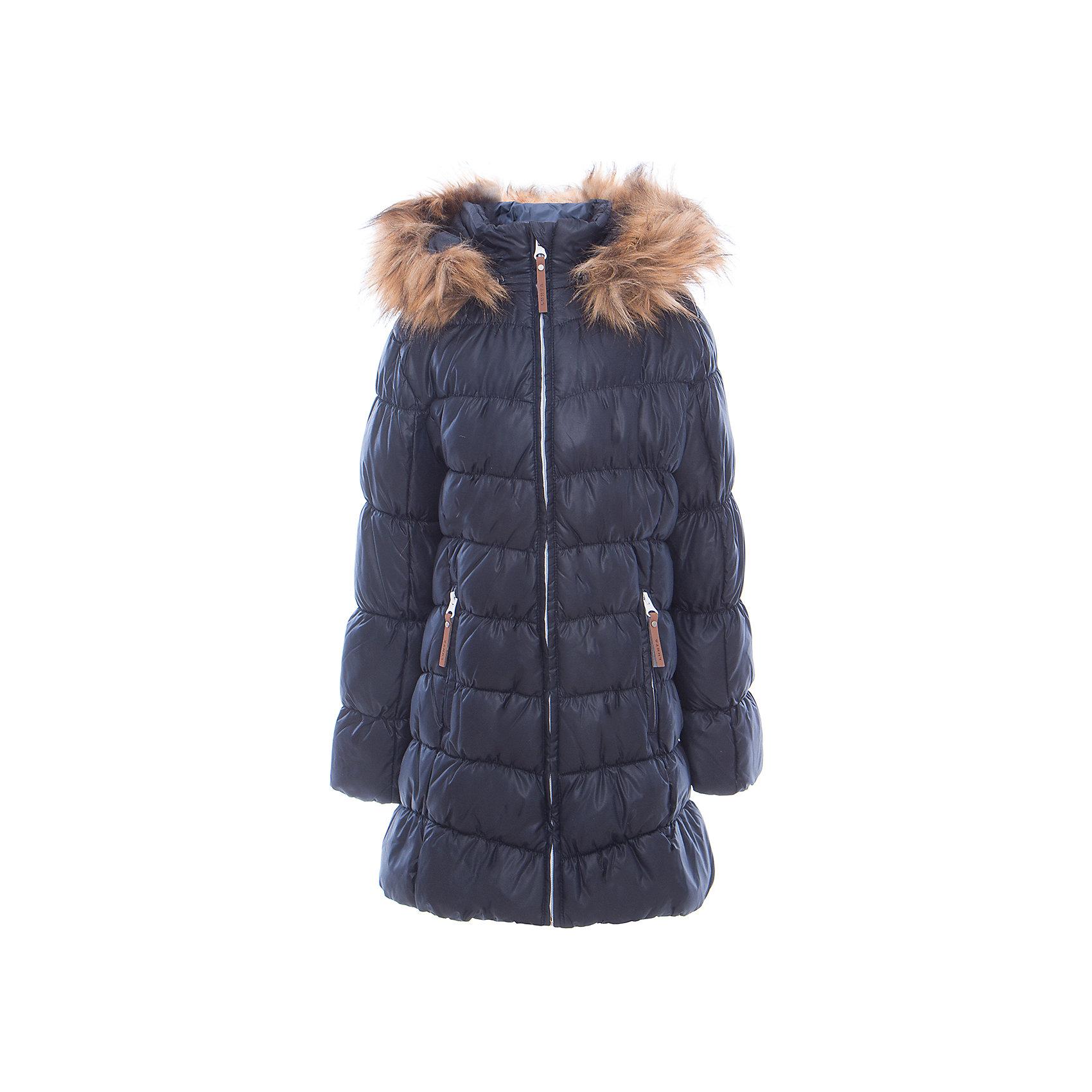 Пальто для девочки LuhtaОдежда<br>Пальто для девочки от известного бренда Luhta.<br>Пальто с отстегивающимся капюшоном, искусственный мех, элегантный силуэт, декоративная прострочка, боковые карманы на молнии, утепление 280 гр. Рекомендуемый температурный режим до -30 град. Внутри пальто находится температурный датчик.<br>Технологии: Luhta WATER REPELLENT; Luhta SAFETY; Luhta TEMPERATURE CONTROL; Luhta DOWN MIX; Luhta -30; Reflectors<br>Состав:<br>100% полиэстер<br><br>Ширина мм: 356<br>Глубина мм: 10<br>Высота мм: 245<br>Вес г: 519<br>Цвет: синий<br>Возраст от месяцев: 156<br>Возраст до месяцев: 168<br>Пол: Женский<br>Возраст: Детский<br>Размер: 164,140,146,152,134,158<br>SKU: 5414028