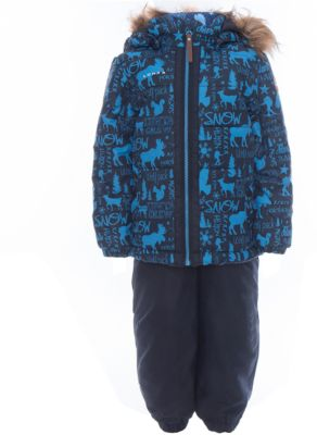 омплект: куртка и полукомбинезон дл¤ мальчика Luhta