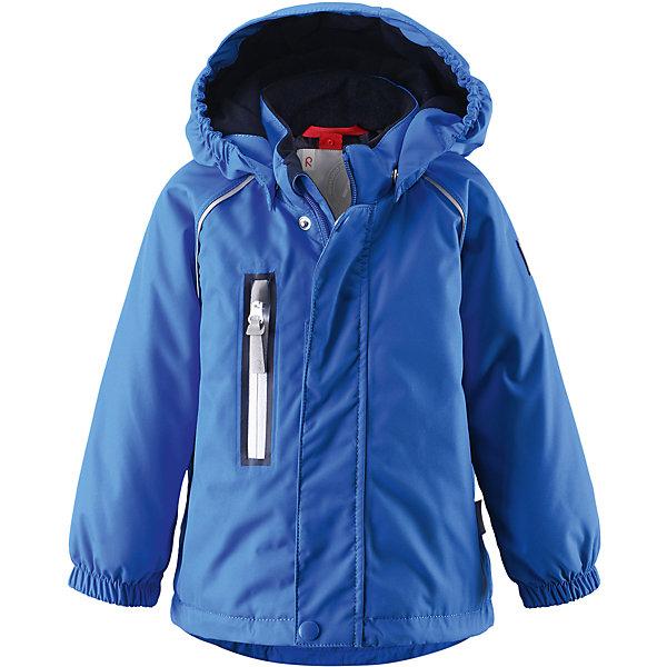Куртка Pesue для девочки Reimatec® ReimaОдежда<br>Характеристики товара:<br><br>• цвет: синий<br>• состав: 100% полиэстер, полиуретановое покрытие<br>• температурный режим: 0° до -20° градусов<br>• утеплитель: Reima Comfort + 160 г<br>• водонепроницаемая мембрана: от 15000 мм<br>• основные швы проклеены<br>• съёмный капюшон<br>• молния<br>• светоотражающие детали<br>• «дышащий» материал<br>• ветро- водо- и грязеотталкивающий материал<br>• кнопки Reima® Play Layers <br>• карманы<br>• комфортная посадка<br>• страна производства: Китай<br>• страна бренда: Финляндия<br><br>Верхняя одежда для детей может быть модной и комфортной одновременно! Эти зимняя куртка поможет обеспечить ребенку комфорт и тепло. Она отлично смотрится с различной одеждой и обувью. Изделие удобно сидит и модно выглядит. Стильный дизайн разрабатывался специально для детей. Отличный вариант для активного отдыха зимой!<br><br>Одежда и обувь от финского бренда Reima пользуется популярностью во многих странах. Эти изделия стильные, качественные и удобные. Для производства продукции используются только безопасные, проверенные материалы и фурнитура. Порадуйте ребенка модными и красивыми вещами от Reima! <br><br>Куртку Pesue для девочки от финского бренда Reimatec® Reima (Рейма) можно купить в нашем интернет-магазине.<br><br>Ширина мм: 356<br>Глубина мм: 10<br>Высота мм: 245<br>Вес г: 519<br>Цвет: синий<br>Возраст от месяцев: 18<br>Возраст до месяцев: 24<br>Пол: Унисекс<br>Возраст: Детский<br>Размер: 92,98,80,86<br>SKU: 5415435