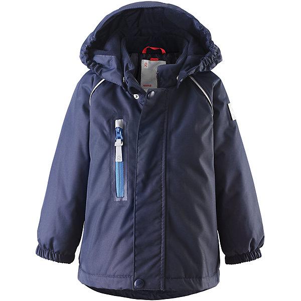Куртка Pesue для девочки Reimatec® ReimaВерхняя одежда<br>Характеристики товара:<br><br>• цвет: синий<br>• состав: 100% полиэстер, полиуретановое покрытие<br>• температурный режим: 0° до -20° градусов<br>• утеплитель: Reima Comfort + 160 г<br>• водонепроницаемая мембрана: от 15000 мм<br>• основные швы проклеены<br>• съёмный капюшон<br>• молния<br>• светоотражающие детали<br>• «дышащий» материал<br>• ветро- водо- и грязеотталкивающий материал<br>• кнопки Reima® Play Layers <br>• карманы<br>• комфортная посадка<br>• страна производства: Китай<br>• страна бренда: Финляндия<br><br>Верхняя одежда для детей может быть модной и комфортной одновременно! Эти зимняя куртка поможет обеспечить ребенку комфорт и тепло. Она отлично смотрится с различной одеждой и обувью. Изделие удобно сидит и модно выглядит. Стильный дизайн разрабатывался специально для детей. Отличный вариант для активного отдыха зимой!<br><br>Одежда и обувь от финского бренда Reima пользуется популярностью во многих странах. Эти изделия стильные, качественные и удобные. Для производства продукции используются только безопасные, проверенные материалы и фурнитура. Порадуйте ребенка модными и красивыми вещами от Reima! <br><br>Куртку Pesue для девочки от финского бренда Reimatec® Reima (Рейма) можно купить в нашем интернет-магазине.<br><br>Ширина мм: 356<br>Глубина мм: 10<br>Высота мм: 245<br>Вес г: 519<br>Цвет: синий<br>Возраст от месяцев: 12<br>Возраст до месяцев: 15<br>Пол: Унисекс<br>Возраст: Детский<br>Размер: 80,98,92,86<br>SKU: 5415440