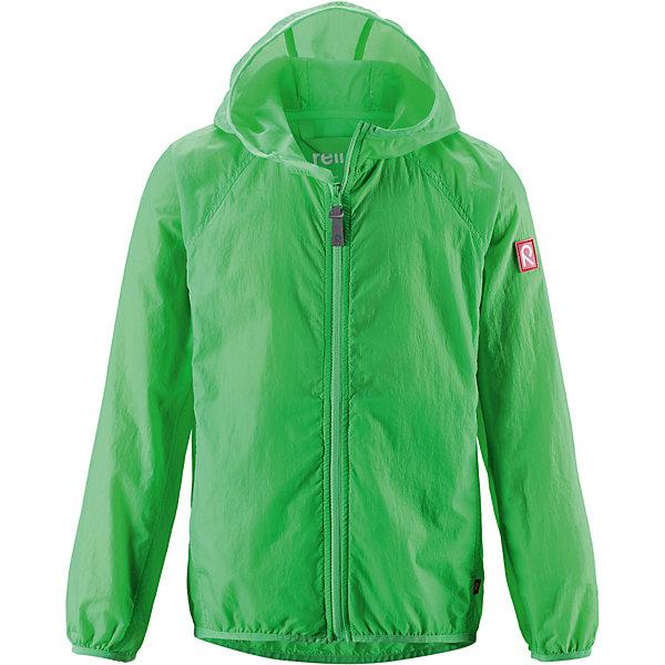 Куртка Saguenay для мальчика ReimaОдежда<br>Характеристики товара:<br><br>• цвет: зеленый<br>• состав: 100% полиамид<br>• температурный режим: от +15°до +5°С<br>• сезон: весна-лето<br>• без утеплителя<br>• застежка: молния<br>• эластичные манжеты<br>• капюшон<br>• карманы<br>• логотип<br>• комфортная посадка<br>• страна производства: Китай<br>• страна бренда: Финляндия<br><br>Верхняя одежда для детей может быть модной и комфортной одновременно! Легкая куртка поможет обеспечить ребенку комфорт в прохладную погоду. Она отлично смотрится с различной одеждой и обувью. Изделие удобно сидит и модно выглядит. Стильный дизайн разрабатывался специально для детей.<br><br>Одежда и обувь от финского бренда Reima пользуется популярностью во многих странах. Эти изделия стильные, качественные и удобные. Для производства продукции используются только безопасные, проверенные материалы и фурнитура. Порадуйте ребенка модными и красивыми вещами от Reima! <br><br>Куртку Saguenay для мальчика от финского бренда Reima (Рейма) можно купить в нашем интернет-магазине.<br><br>Ширина мм: 356<br>Глубина мм: 10<br>Высота мм: 245<br>Вес г: 519<br>Цвет: зеленый<br>Возраст от месяцев: 108<br>Возраст до месяцев: 120<br>Пол: Унисекс<br>Возраст: Детский<br>Размер: 140,146,104,116,122,152,128,134<br>SKU: 5415466