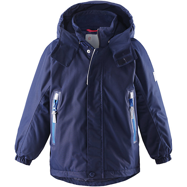 Куртка Chant  Reimatec® ReimaВерхняя одежда<br>Характеристики товара:<br><br>• цвет: синий<br>• состав: 100% полиэстер, полиуретановое покрытие<br>• температурный режим: 0° до -20° градусов<br>• утеплитель: 160 г<br>• водонепроницаемая мембрана: от 15000 мм<br>• основные швы проклеены<br>• съёмный капюшон<br>• молния<br>• светоотражающие детали<br>• «дышащий» материал<br>• ветро- водо- и грязеотталкивающий материал<br>• кнопки Reima® Play Layers <br>• карманы<br>• комфортная посадка<br>• страна производства: Китай<br>• страна бренда: Финляндия<br><br>Верхняя одежда для детей может быть модной и комфортной одновременно! Эти зимняя куртка поможет обеспечить ребенку комфорт и тепло. Она отлично смотрится с различной одеждой и обувью. Изделие удобно сидит и модно выглядит. Стильный дизайн разрабатывался специально для детей. Отличный вариант для активного отдыха зимой!<br><br>Одежда и обувь от финского бренда Reima пользуется популярностью во многих странах. Эти изделия стильные, качественные и удобные. Для производства продукции используются только безопасные, проверенные материалы и фурнитура. Порадуйте ребенка модными и красивыми вещами от Reima! <br><br>Куртку Chant от финского бренда Reimatec® Reima (Рейма) можно купить в нашем интернет-магазине.<br>Ширина мм: 356; Глубина мм: 10; Высота мм: 245; Вес г: 519; Цвет: синий; Возраст от месяцев: 18; Возраст до месяцев: 24; Пол: Мужской; Возраст: Детский; Размер: 92,98; SKU: 5415500;