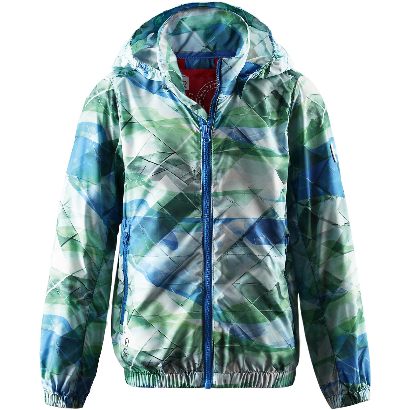 Куртка Maalaa  ReimaОдежда<br>Характеристики товара:<br><br>• цвет: зеленый<br>• состав: 100% полиэстер<br>• температурный режим: от +10°до +20°С<br>• без полкладки<br>• без утеплителя<br>• застежка: молния<br>• эластичные манжеты<br>• отстегивающийся капюшон<br>• карманы<br>• принт<br>• комфортная посадка<br>• страна производства: Китай<br>• страна бренда: Финляндия<br><br>Верхняя одежда для детей может быть модной и комфортной одновременно! Легкая куртка поможет обеспечить ребенку комфорт и тепло. Она отлично смотрится с различной одеждой и обувью. Изделие удобно сидит и модно выглядит. Стильный дизайн разрабатывался специально для детей.<br><br>Одежда и обувь от финского бренда Reima пользуется популярностью во многих странах. Эти изделия стильные, качественные и удобные. Для производства продукции используются только безопасные, проверенные материалы и фурнитура. Порадуйте ребенка модными и красивыми вещами от Reima! <br><br>Куртку Maalaa от финского бренда Reima (Рейма) можно купить в нашем интернет-магазине.<br><br>Ширина мм: 356<br>Глубина мм: 10<br>Высота мм: 245<br>Вес г: 519<br>Цвет: синий<br>Возраст от месяцев: 144<br>Возраст до месяцев: 156<br>Пол: Унисекс<br>Возраст: Детский<br>Размер: 158,134,152,146,140<br>SKU: 5415549