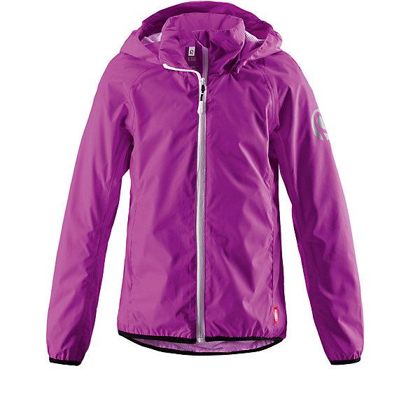 Куртка Fontane для девочки ReimaОдежда<br>Характеристики товара:<br><br>• цвет: фиолетовый<br>• состав: 100% полиэстер, полиуретановое покрытие<br>• температурный режим: от +5°до +15°С<br>• демисезон<br>• без утеплителя<br>• застежка: молния<br>• эластичные манжеты<br>• водо- и грязеотталкивающий материал<br>• ветронепроницаемый и «дышащий» материал<br>• отстегивающийся капюшон<br>• карманы<br>• высокий воротник<br>• комфортная посадка<br>• страна производства: Китай<br>• страна бренда: Финляндия<br><br>Верхняя одежда для детей может быть модной и комфортной одновременно! Легкая куртка поможет обеспечить ребенку комфорт и тепло. Она отлично смотрится с различной одеждой и обувью. Изделие удобно сидит и модно выглядит. Стильный дизайн разрабатывался специально для детей.<br><br>Одежда и обувь от финского бренда Reima пользуется популярностью во многих странах. Эти изделия стильные, качественные и удобные. Для производства продукции используются только безопасные, проверенные материалы и фурнитура. Порадуйте ребенка модными и красивыми вещами от Reima! <br><br>Куртку Fontane для девочки от финского бренда Reima (Рейма) можно купить в нашем интернет-магазине.<br><br>Ширина мм: 356<br>Глубина мм: 10<br>Высота мм: 245<br>Вес г: 519<br>Цвет: лиловый<br>Возраст от месяцев: 132<br>Возраст до месяцев: 144<br>Пол: Унисекс<br>Возраст: Детский<br>Размер: 152<br>SKU: 5415571