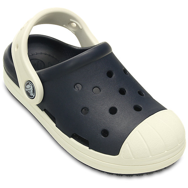 Сабо CROCS Bump It Clog, черныйПляжная обувь<br>Характеристики товара:<br><br>• цвет: черный<br>• материал: 100% полимер Croslite™<br>• литая модель<br>• вентиляционные отверстия<br>• бактериостатичный материал<br>• пяточный ремешок фиксирует стопу<br>• толстая устойчивая подошва<br>• страна бренда: США<br>• страна изготовитель: Китай<br><br>Сабо Kids' Crocs обеспечивают детям необходимый комфорт, а анатомическая стелька с массажными линиями для стимуляции кровообращения позволяет ножкам дольше не уставать. <br><br>Сабо легко надеваются и снимаются, отлично сидят на ноге. <br><br>Материал, из которого они сделаны, не дает размножаться бактериям, поэтому такая обувь препятствует образованию неприятного запаха и появлению болезней стоп. <br><br>Изделие производится из качественных и проверенных материалов, которые безопасны для детей.<br><br>Сабо Kids' Crocs Bump It Clog от торговой марки Crocs можно купить в нашем интернет-магазине.<br>Ширина мм: 225; Глубина мм: 139; Высота мм: 112; Вес г: 290; Цвет: серый; Возраст от месяцев: 24; Возраст до месяцев: 24; Пол: Унисекс; Возраст: Детский; Размер: 25,30,29,24,23,28,27,34/35,33/34,31/32,26; SKU: 5416322;