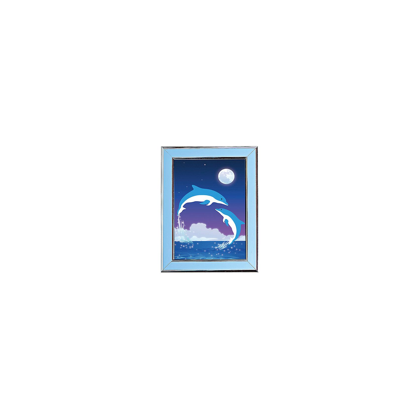 Мозаичная картина ДельфиныМозаика<br>Мозаичная картина Дельфины.<br><br>Характеристика: <br><br>• Материал: картон, пластик, клей. <br>• Размер картинки: 17х21 см. <br>• Размер мозаичного элемента: 2,5 мм. <br>• Комплектация: контейнер для элементов мозаики, мозаичные элементы, специальный клеевой карандаш, трафарет со схемой рисунка, декоративная пластиковая рамка с оргстеклом. <br>• Яркие, насыщенные цвета. <br>• Отлично развивает моторику рук, внимание, мышление и воображение. <br><br>Создание картины из мозаики - увлекательное и полезное занятие, в процессе которого ребенок сможет развить моторику рук, внимание, усидчивость, цветовосприятие и воображение. В этом наборе уже есть все для создания маленького шедевра! Нужно лишь приклеить мозаичные элементы на основу с нанесенным контуром - и яркая картинка готова.<br><br>Мозаичную картину Дельфины можно купить в нашем магазине.<br><br>Ширина мм: 200<br>Глубина мм: 225<br>Высота мм: 30<br>Вес г: 250<br>Возраст от месяцев: 84<br>Возраст до месяцев: 144<br>Пол: Унисекс<br>Возраст: Детский<br>SKU: 5417611