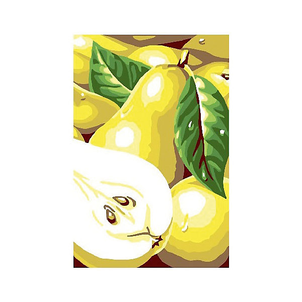 Набор юного художника Груши, 20*30 смРаскраски по номерам<br>Характеристики товара:<br><br>• материал упаковки: картон <br>• в комплект входит: холст, акриловые краски, 3 кисти<br>• возраст: от 5 лет<br>• вес: 330 г<br>• размер картинки: 20х30 см<br>• габариты упаковки: 30х20х3 см<br>• страна производитель: Китай<br><br>Картины по номерам совсем недавно появились на рынке, но уже успели завоевать популярность. Закрашивая черно-белые места на картинке, ребенок получит полноценную картину и опыт художественного мастерства. Материалы, использованные при изготовлении товаров, проходят проверку на качество и соответствие международным требованиям по безопасности. <br><br>Набор юного художника Груши, 20*30 см можно купить в нашем интернет-магазине.<br><br>Ширина мм: 300<br>Глубина мм: 200<br>Высота мм: 30<br>Вес г: 330<br>Возраст от месяцев: 60<br>Возраст до месяцев: 2147483647<br>Пол: Унисекс<br>Возраст: Детский<br>SKU: 5417629